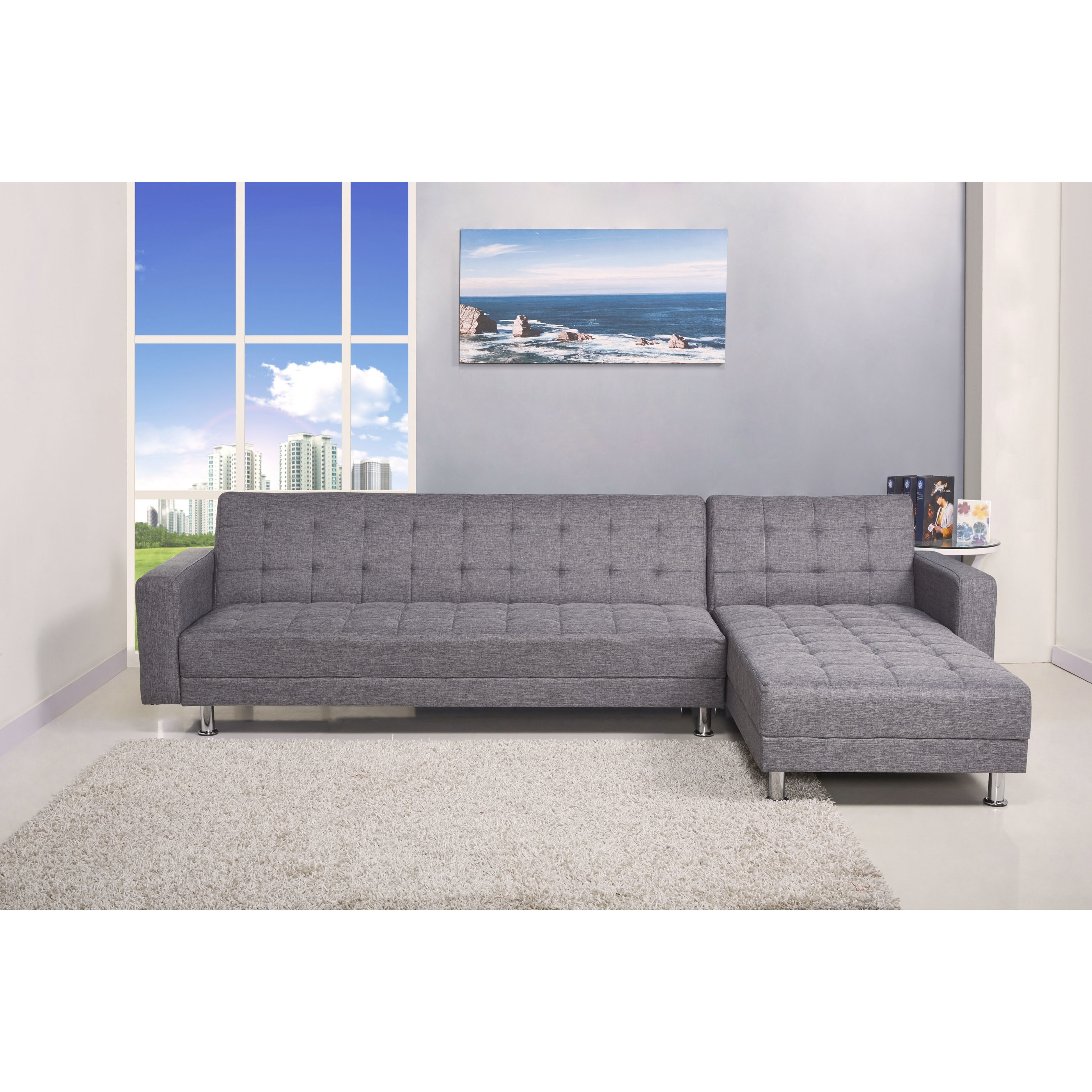 Ikea Sectional Sleeper Sofas With Best And Newest Furniture & Rug: Sectional Sleeper Sofa (View 13 of 20)