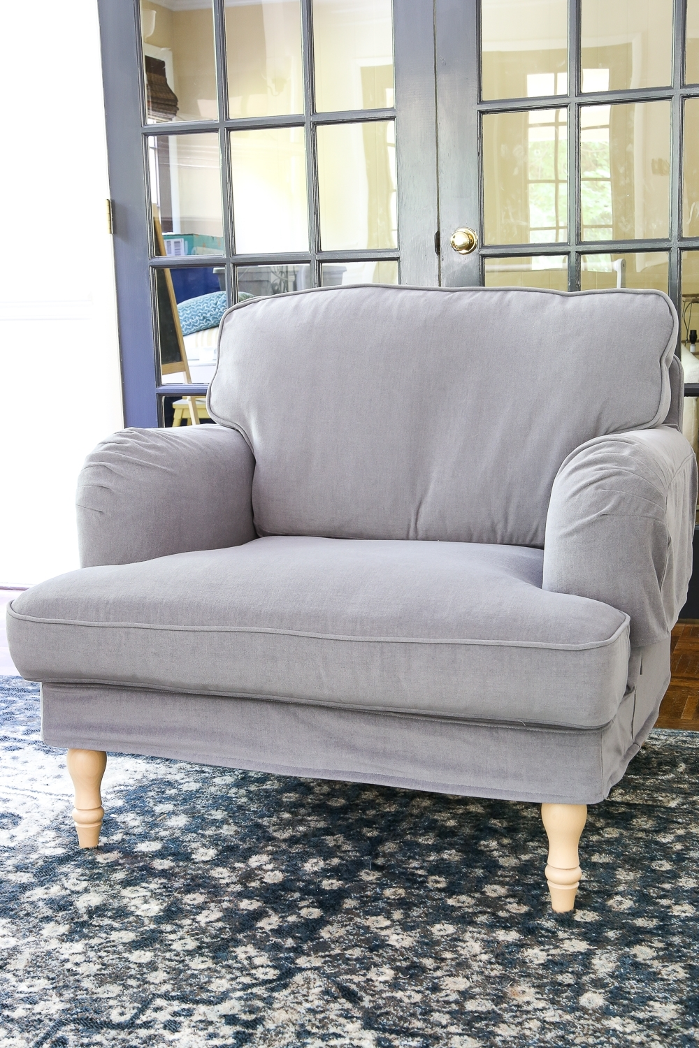Ikea's New Sofa And Chairs And How To Keep Them Clean – Bless'er House In Fashionable Sofa With Chairs (View 18 of 20)