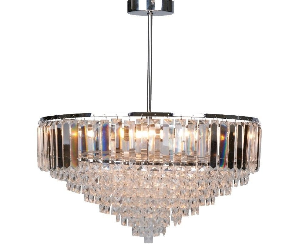 In Clapham, London Within Vienna Crystal Chandeliers (Gallery 11 of 20)