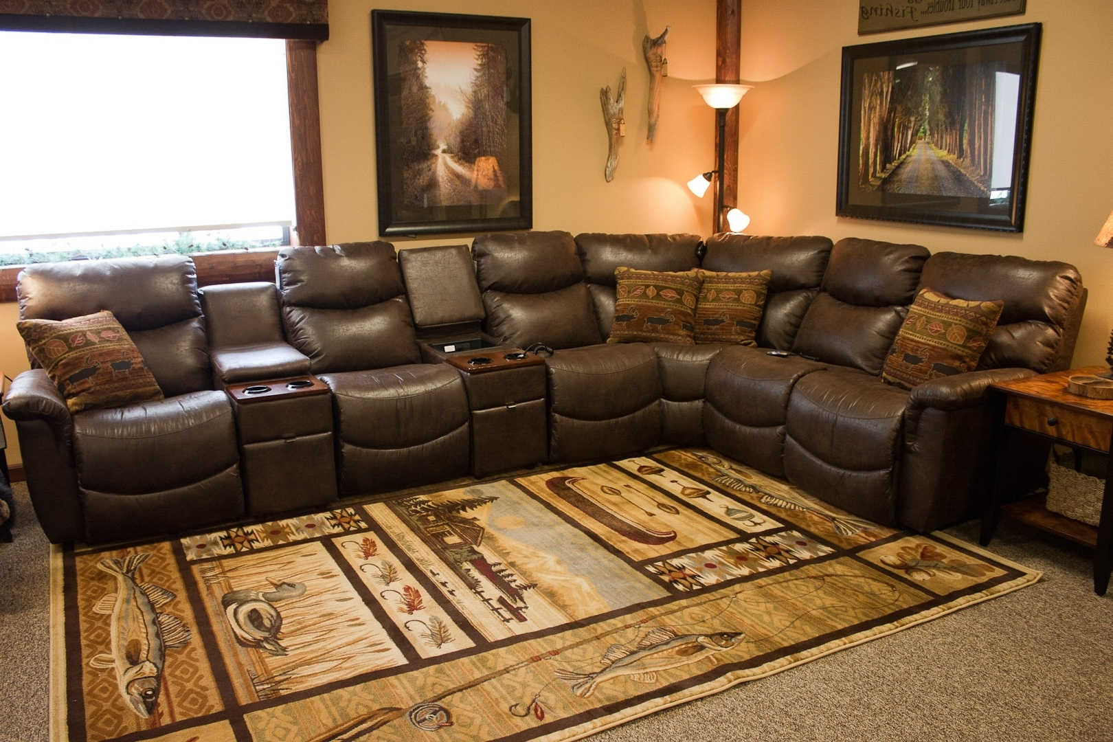 Incredible Lazy Boy Sectional Sofas – Mediasupload Inside Well Known Lazyboy Sectional Sofas (View 6 of 20)
