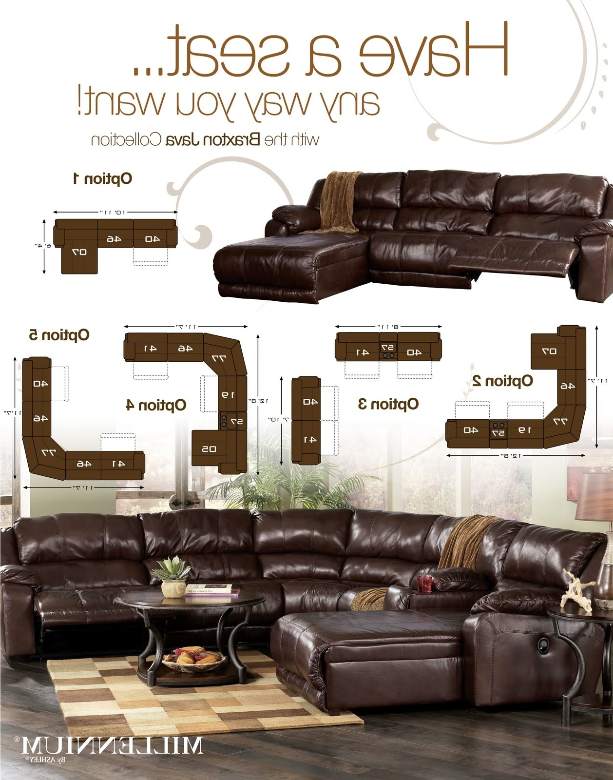Intended For Braxton Sectional Sofas (View 8 of 20)