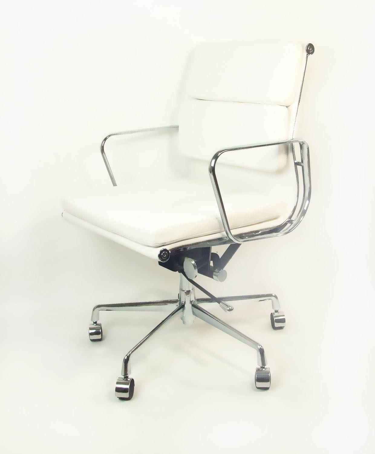 Interior Design Blogs Intended For Latest Ergonomic Ultra Modern White Executive Office Chairs (View 9 of 20)