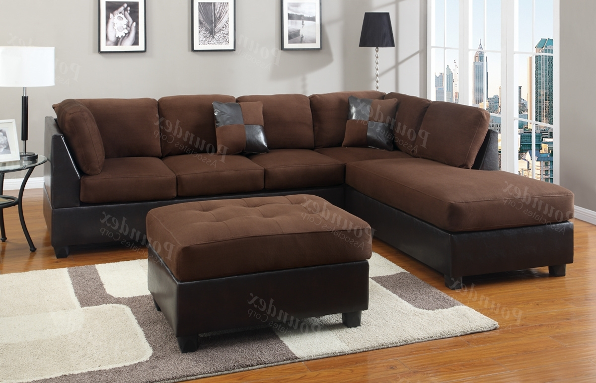 Interior : Italian Thick Leather Contemporary Sectionals Sectional Intended For Favorite Mississauga Sectional Sofas (View 6 of 20)