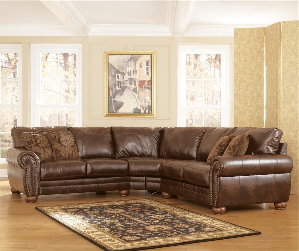 Jackson Tn Sectional Sofas In Most Current Durablend – Antique Stationary Sofa Sectionalsignature Design (View 17 of 20)