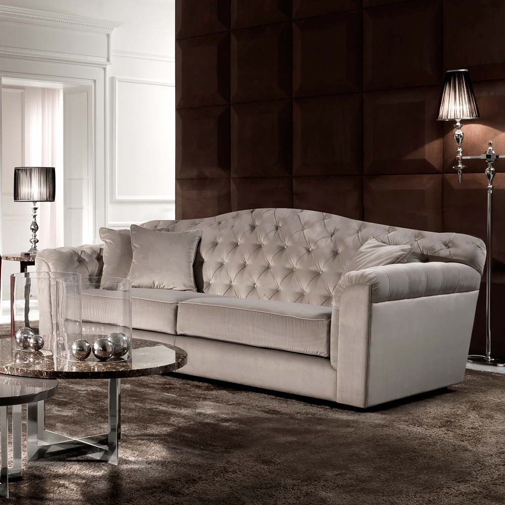 Juliettes Within Most Recently Released Luxury Sofas (Gallery 1 of 20)