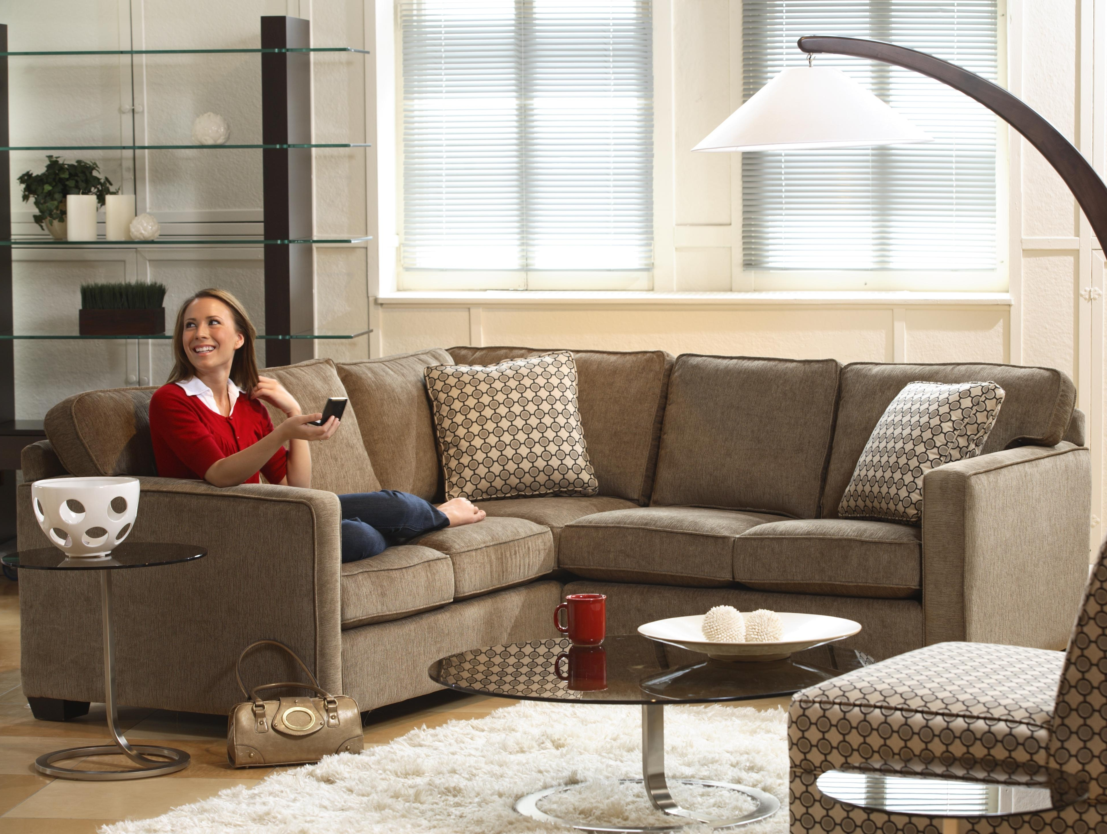 Kamloops Sectional Sofas Intended For Recent Lyric Five Seat Sectional Sofastylus (View 14 of 20)