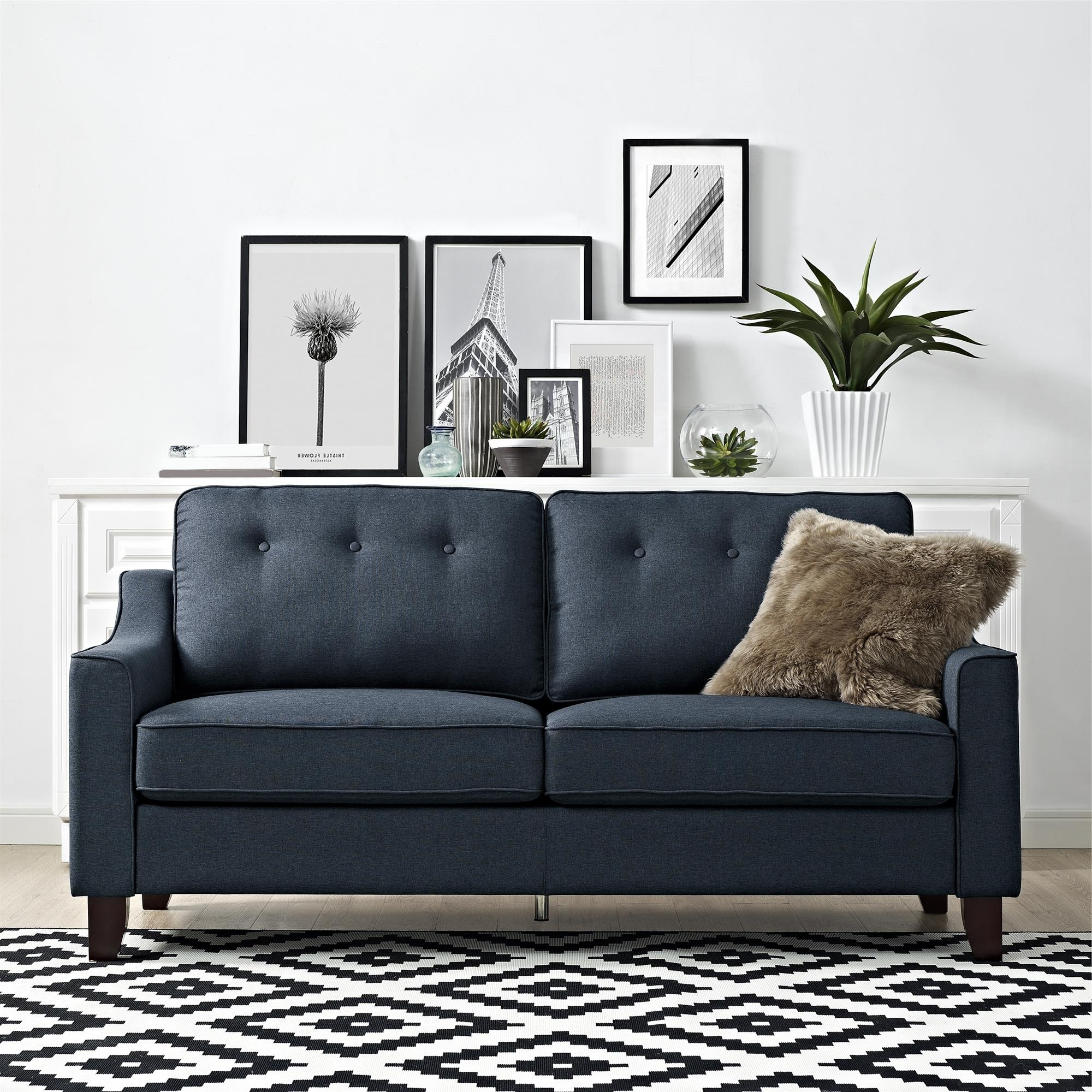 Kamloops Sectional Sofas Pertaining To Best And Newest Furniture : Hay Sofa Australia Tufted Leather Sofa Black Tufted (View 15 of 20)