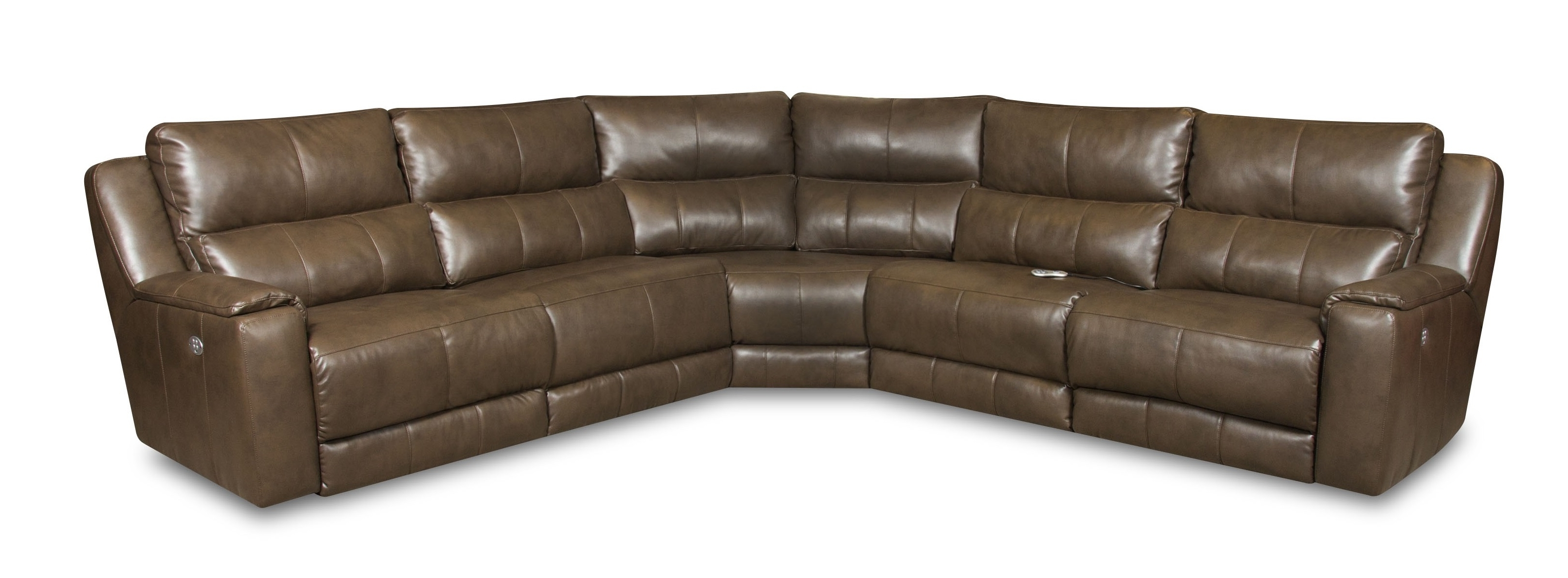 Kansas City Mo Sectional Sofas For Popular Dazzle – Reclining Sectional – (View 20 of 20)
