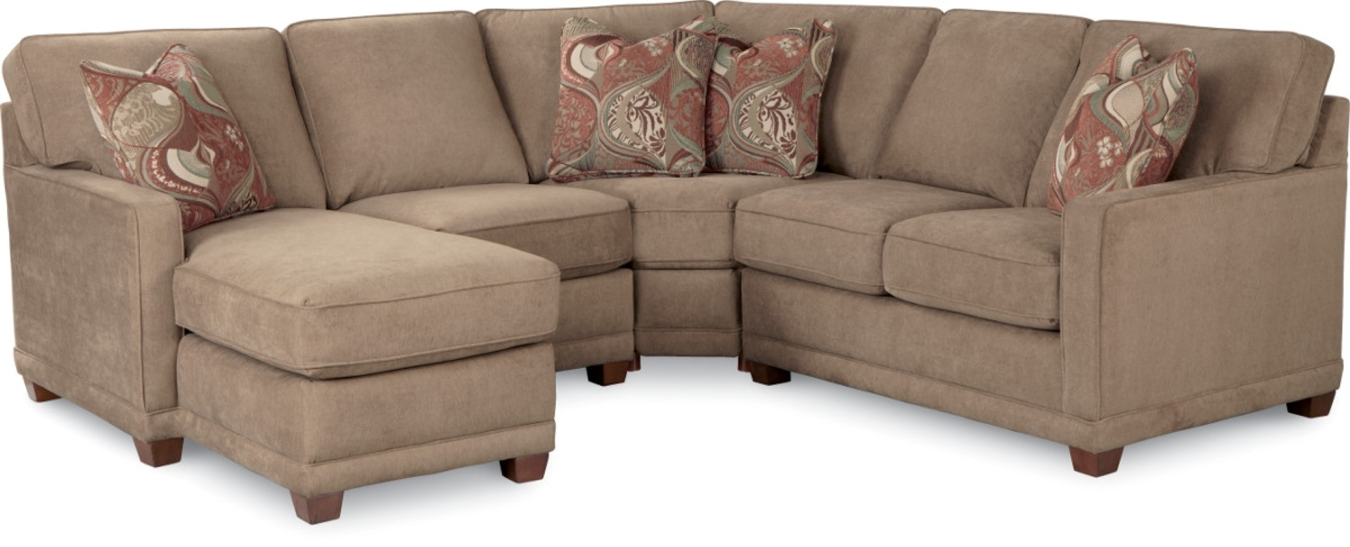 Kennedy Sectional Sofa – Town & Country Furniture With Regard To Well Known La Z Boy Sectional Sofas (View 2 of 20)