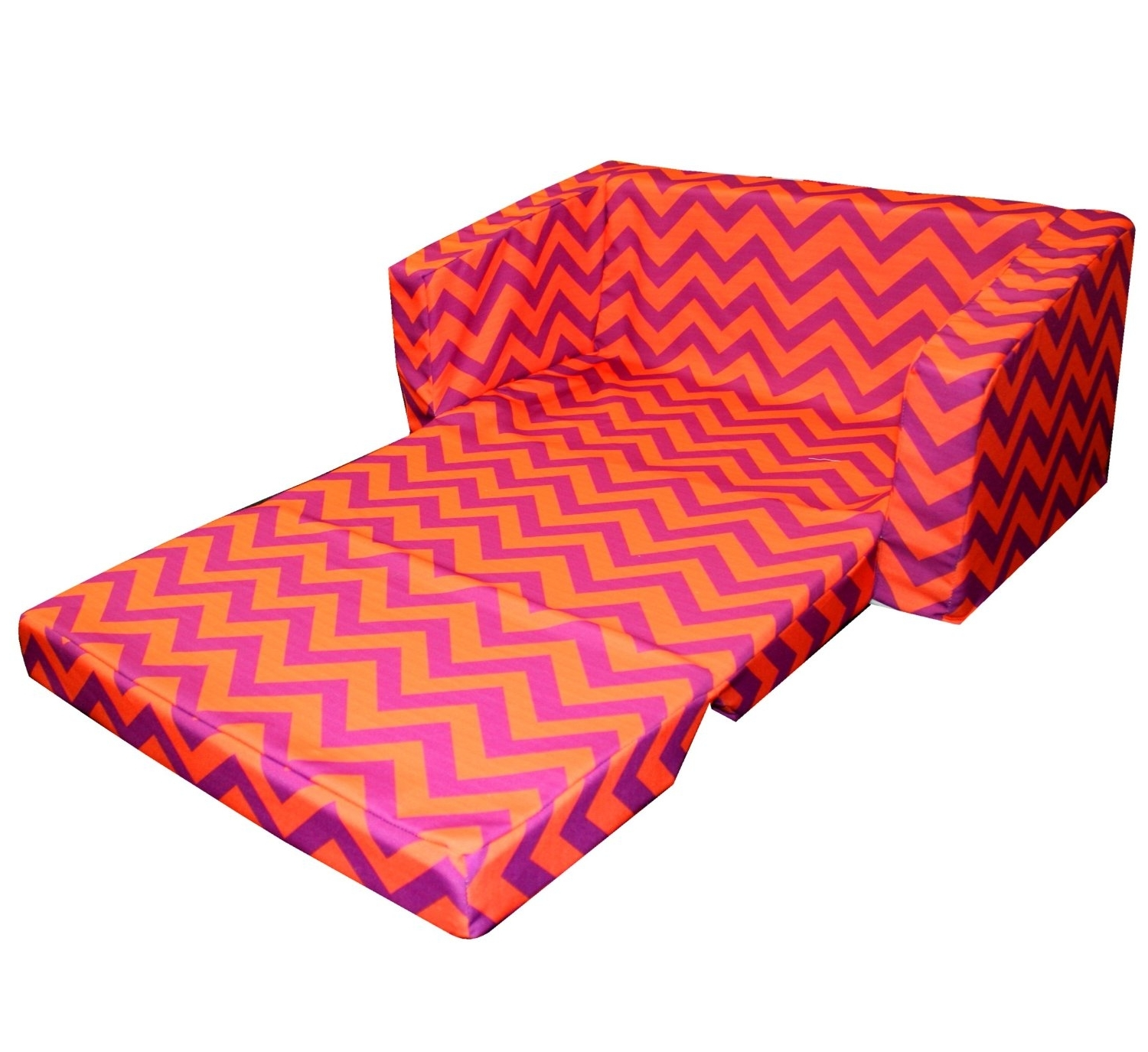Kids' Fold Out Sleeper Sofas Pertaining To Current Flip Out Sofas (View 8 of 20)