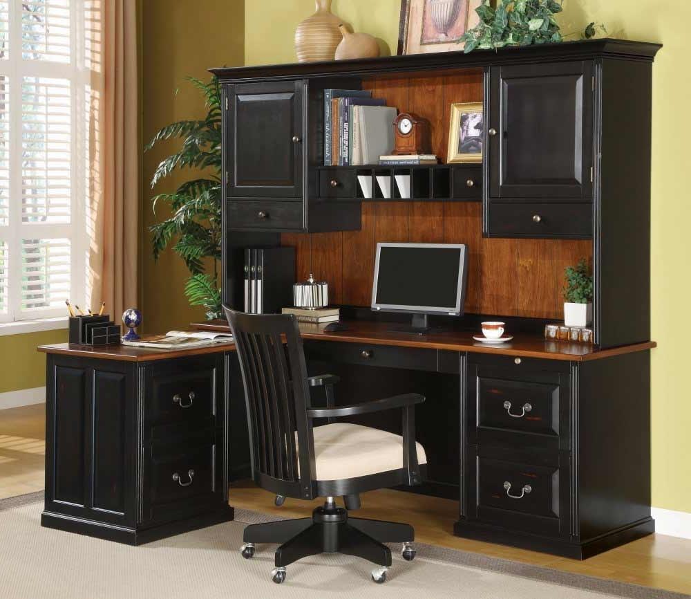 Computer Desks With Hutch