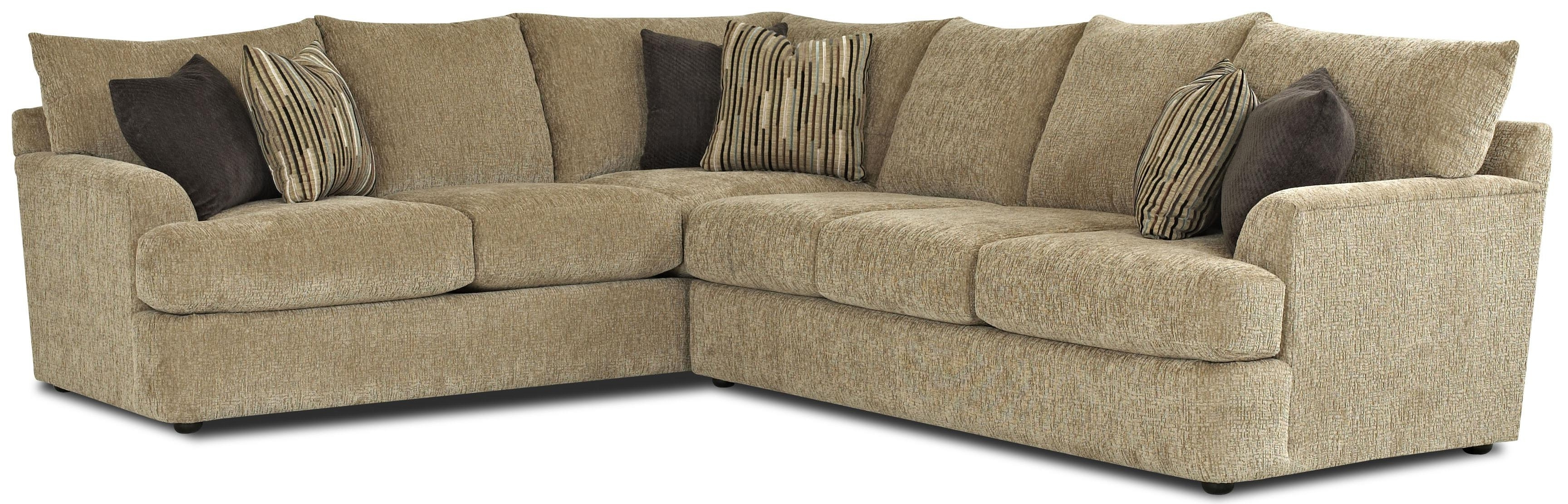 L Shaped Sectional Sofas With 2019 Contemporary L Shaped Sectional Sofaklaussner (View 5 of 20)