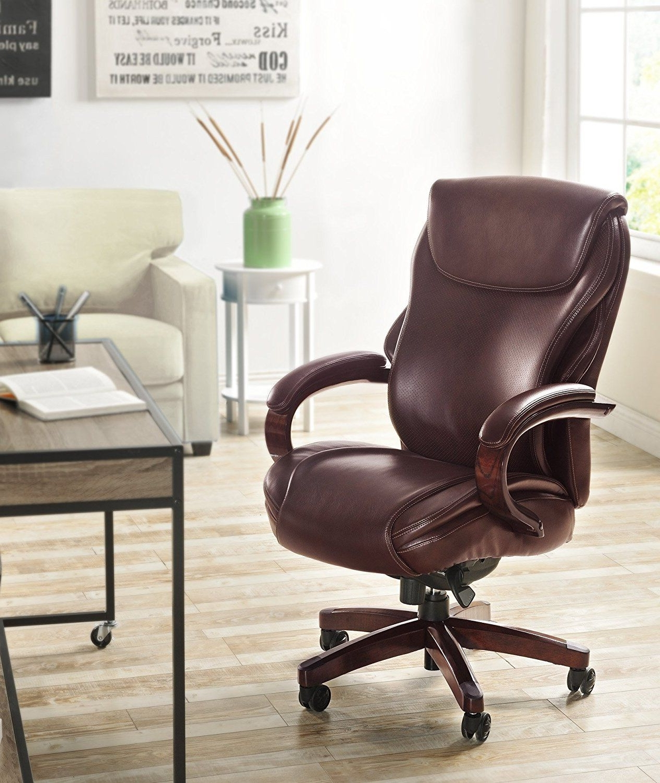 La Z Boy Executive Chair (View 15 of 20)
