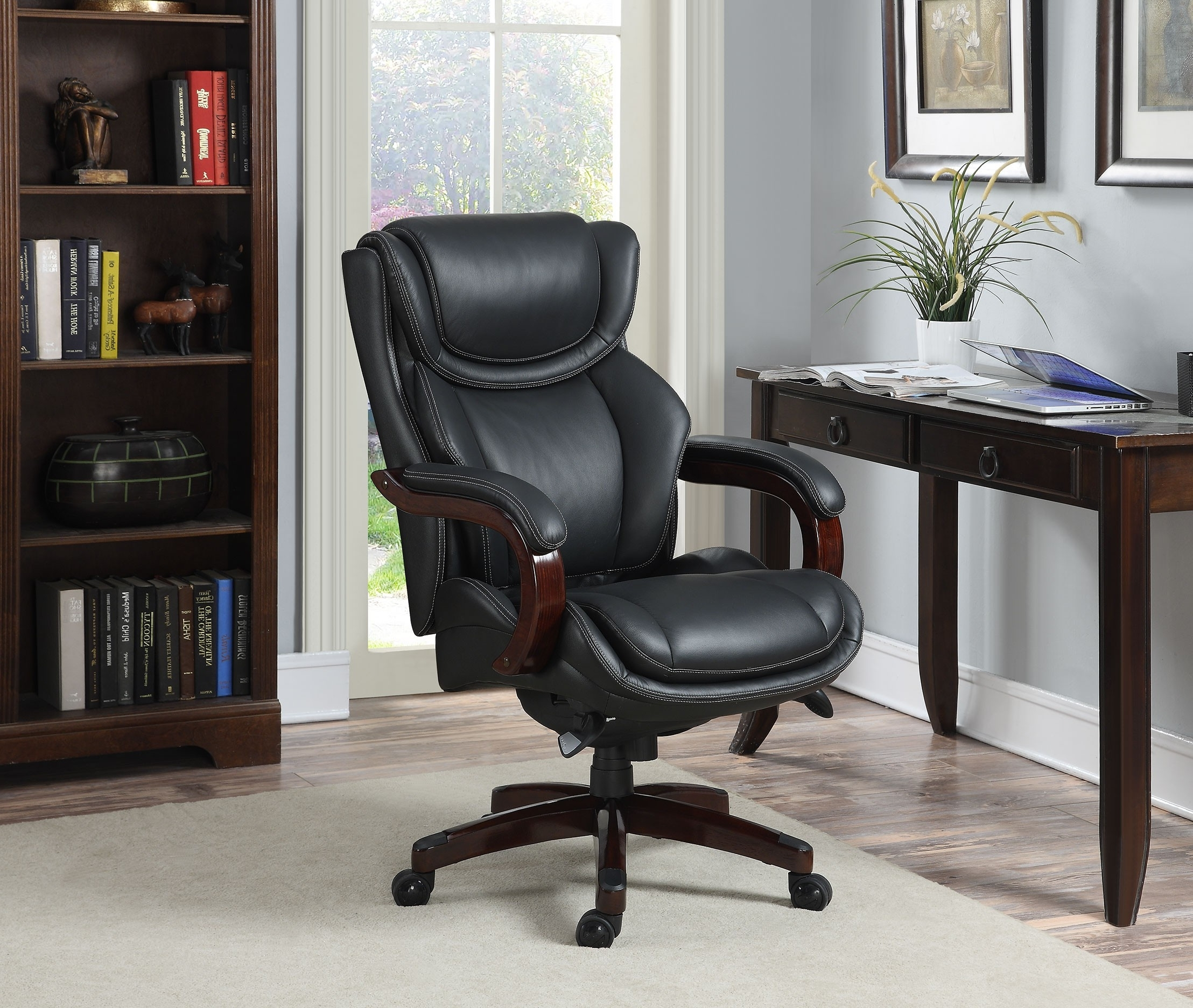 La Z Boy Executive Office Chairs Within 2018 True Innovations (View 12 of 20)