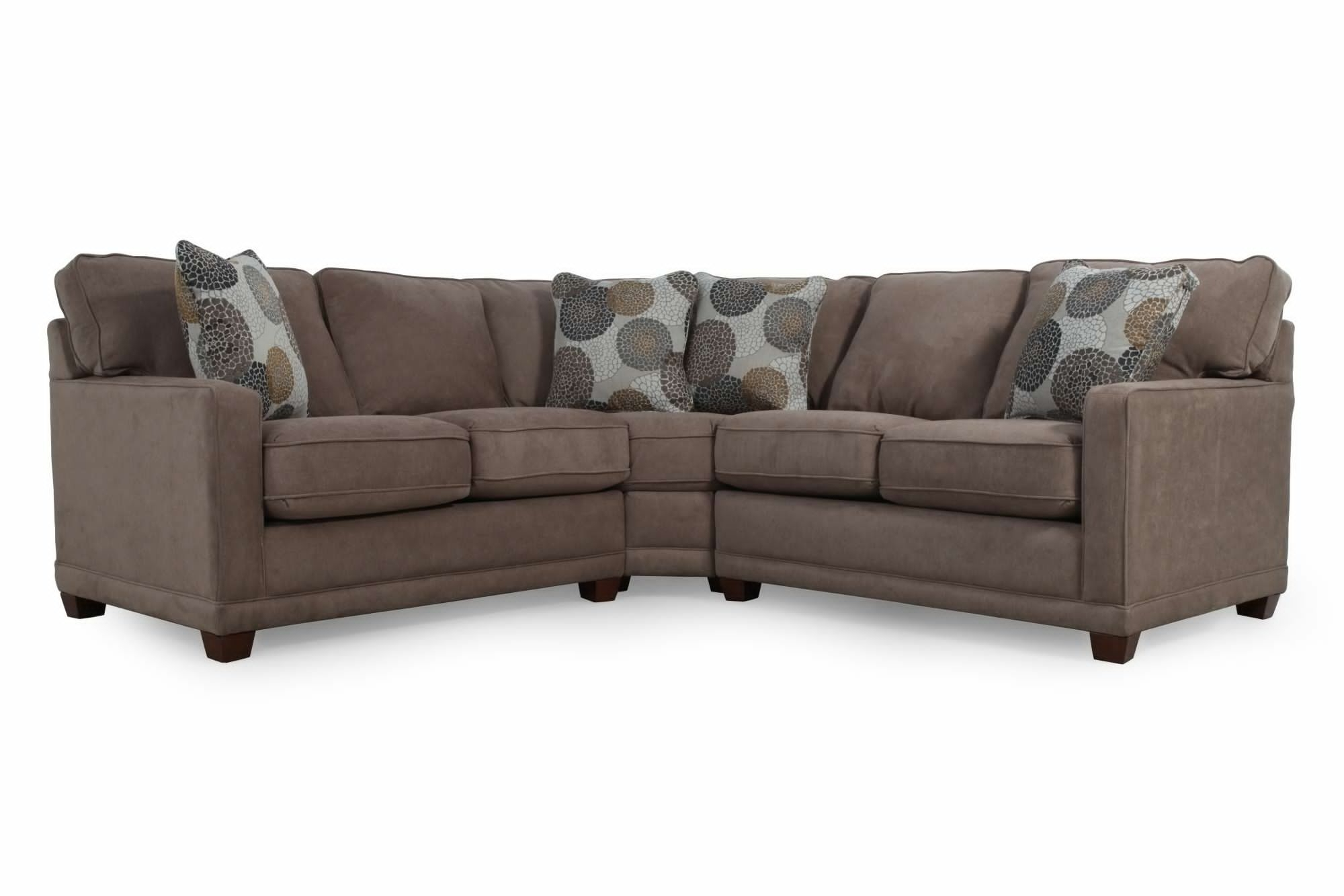 La Z Boy Sectional Sofas With Popular Sectional Sofa Design: Lazy Boy Sectional Sofa Sale James (View 10 of 20)
