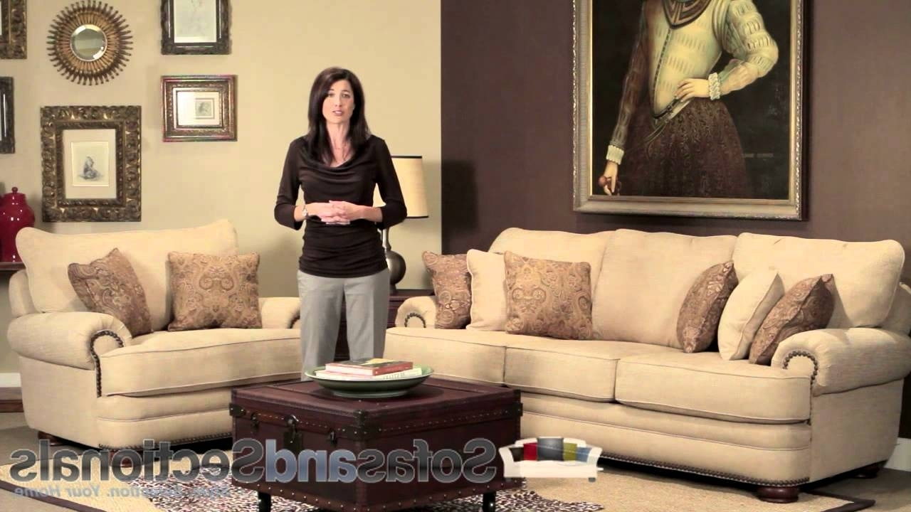 Lane 863 Stanton Sofa Group – Youtube In Best And Newest Lane Furniture Sofas (View 7 of 20)