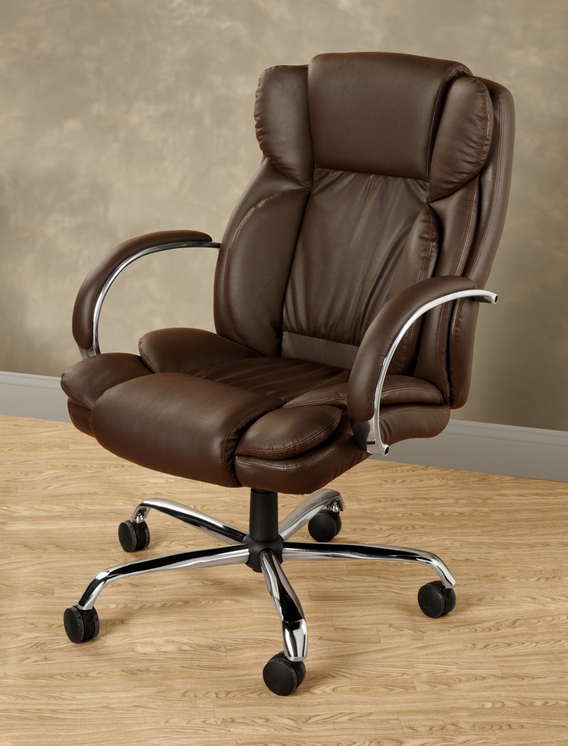 Lane Executive Leather Office Chair – Diy Wall Mounted Desk In Most Up To Date Lane Executive Office Chairs (View 3 of 20)