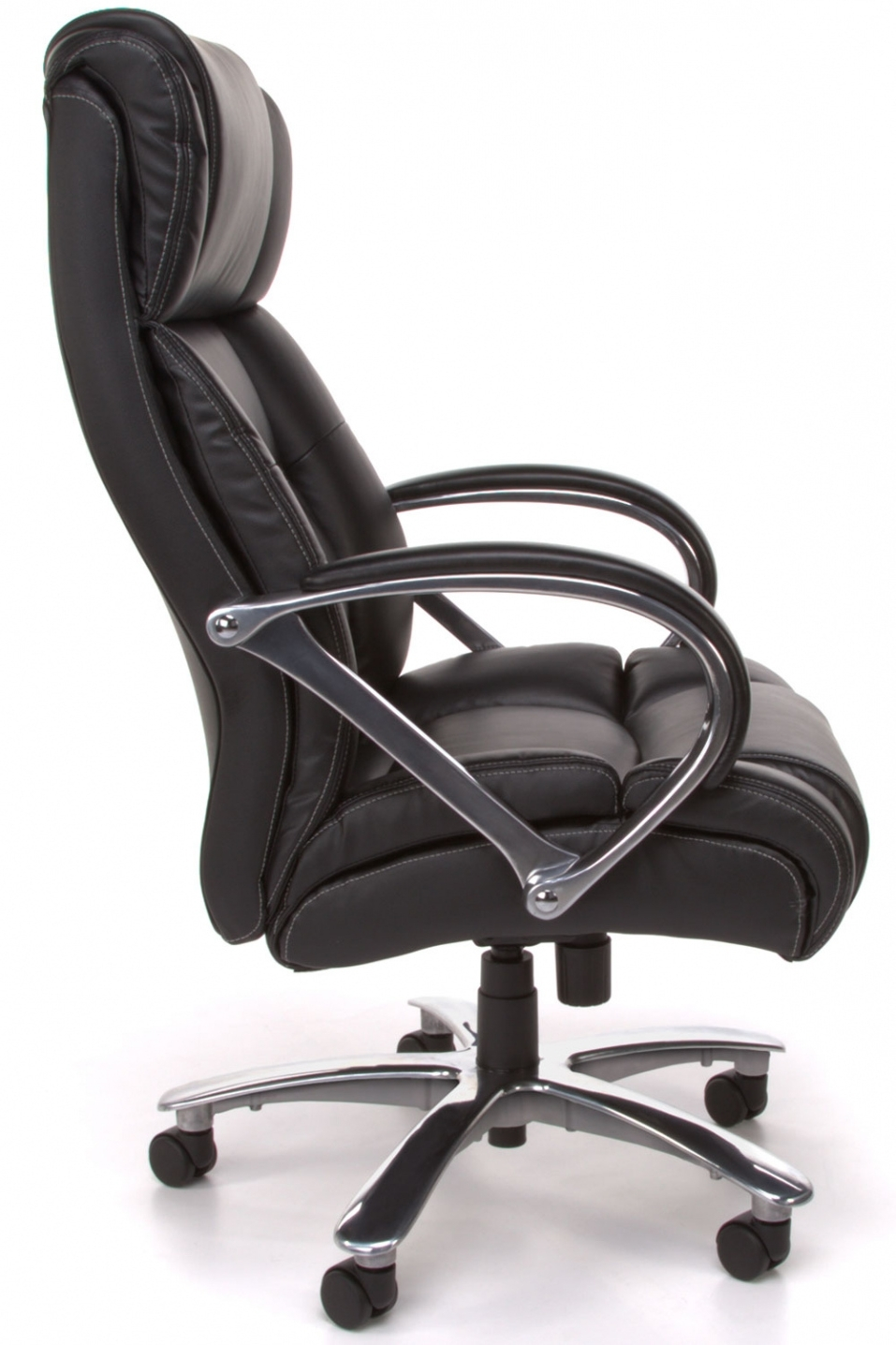 Lane Leather Office Chair – Best Desk Chair For Back Pain (View 15 of 20)