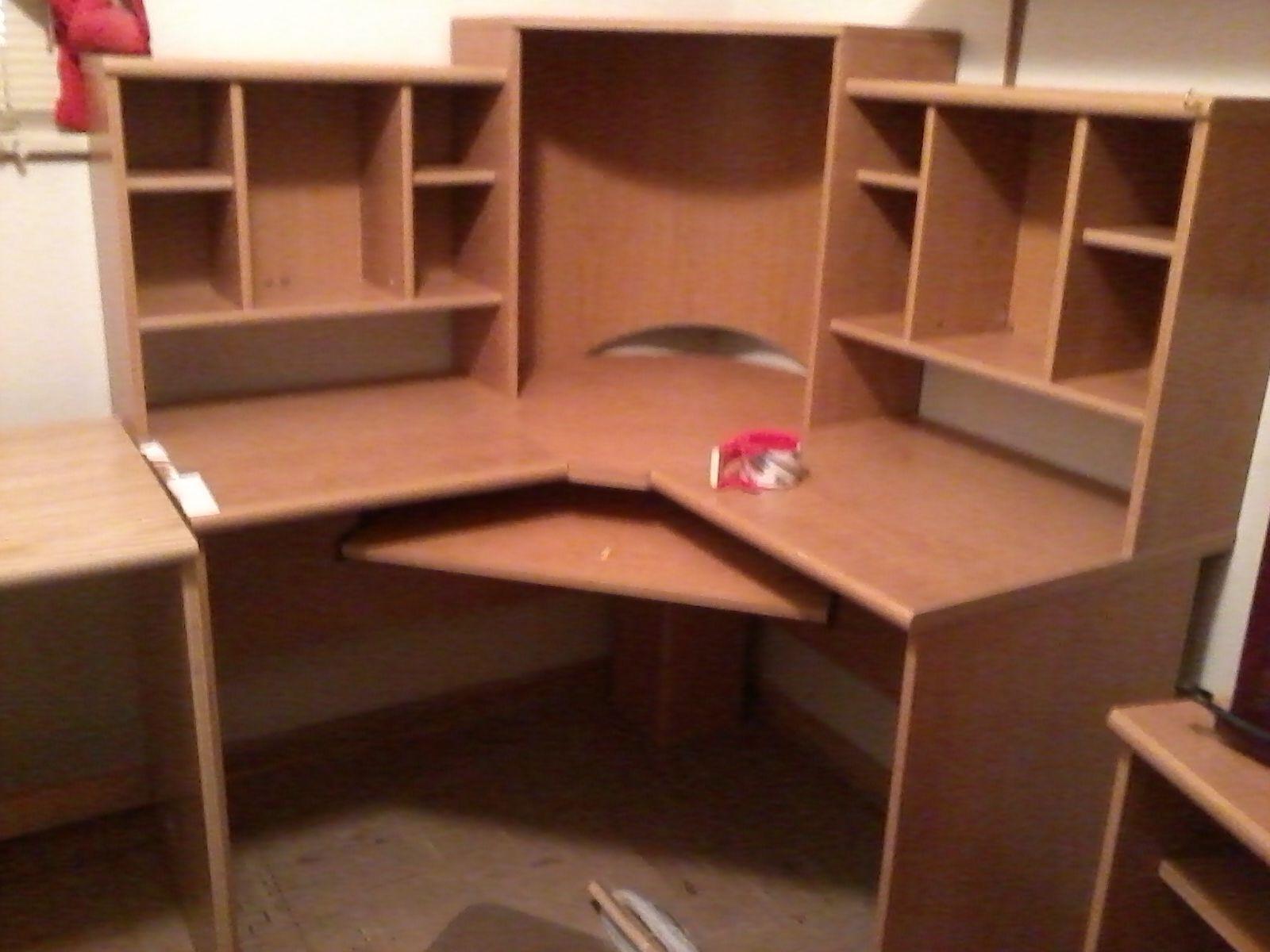 Large Computer Desk, Desks And Corner (View 3 of 20)