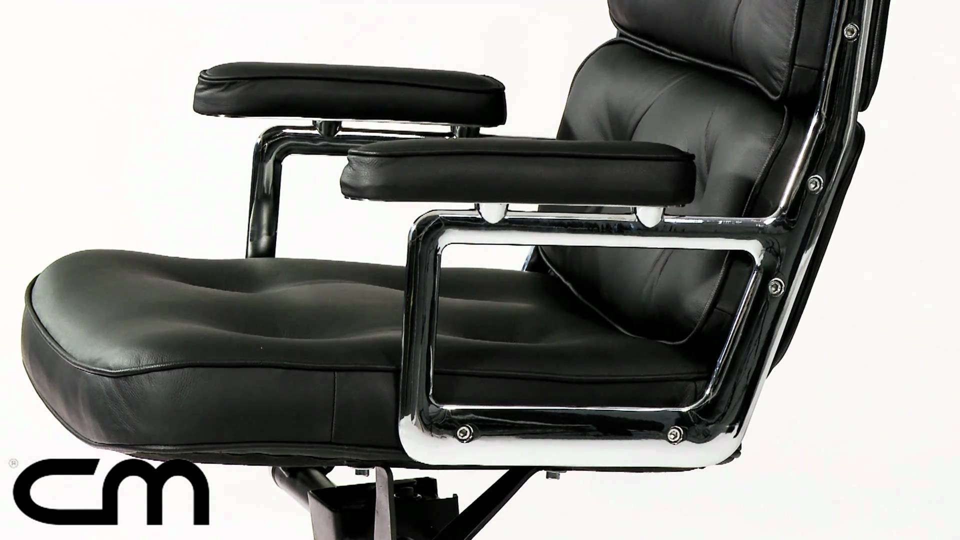 Latest Executive Office Chairs Throughout Premium Lobby Executive Office Chair Eames Replica From Milan (View 12 of 20)
