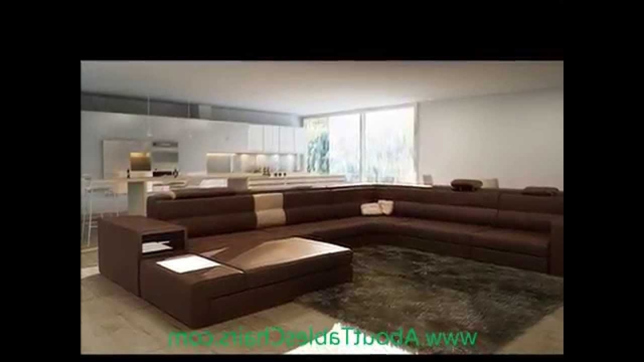 Latest Extra Large Sectional Sofas – Youtube Pertaining To Extra Large Sectional Sofas (View 13 of 20)