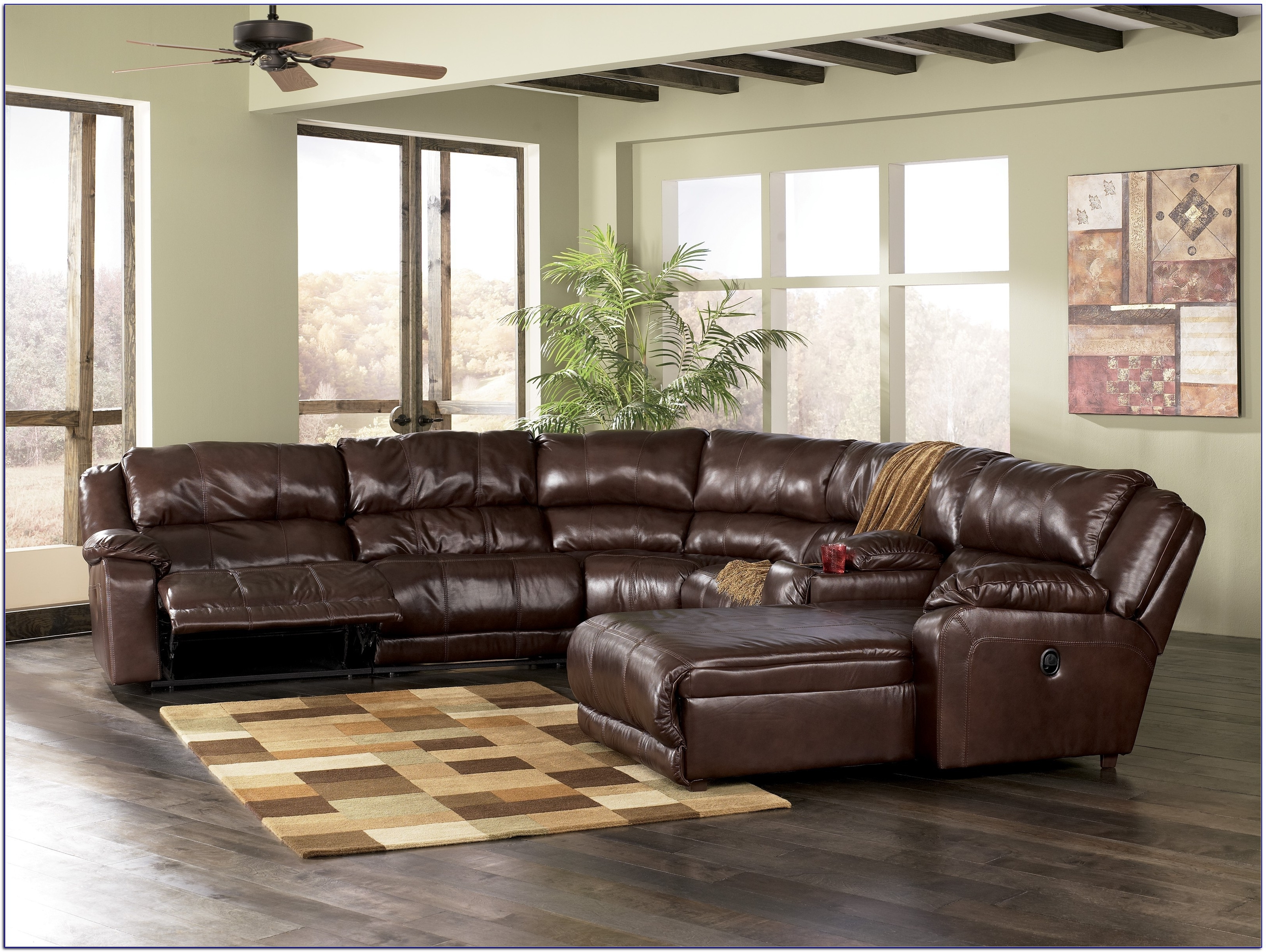 Latest Fresh High Back Sectional Sofa With Recliners – Buildsimplehome Pertaining To Sectional Sofas With High Backs (View 9 of 20)