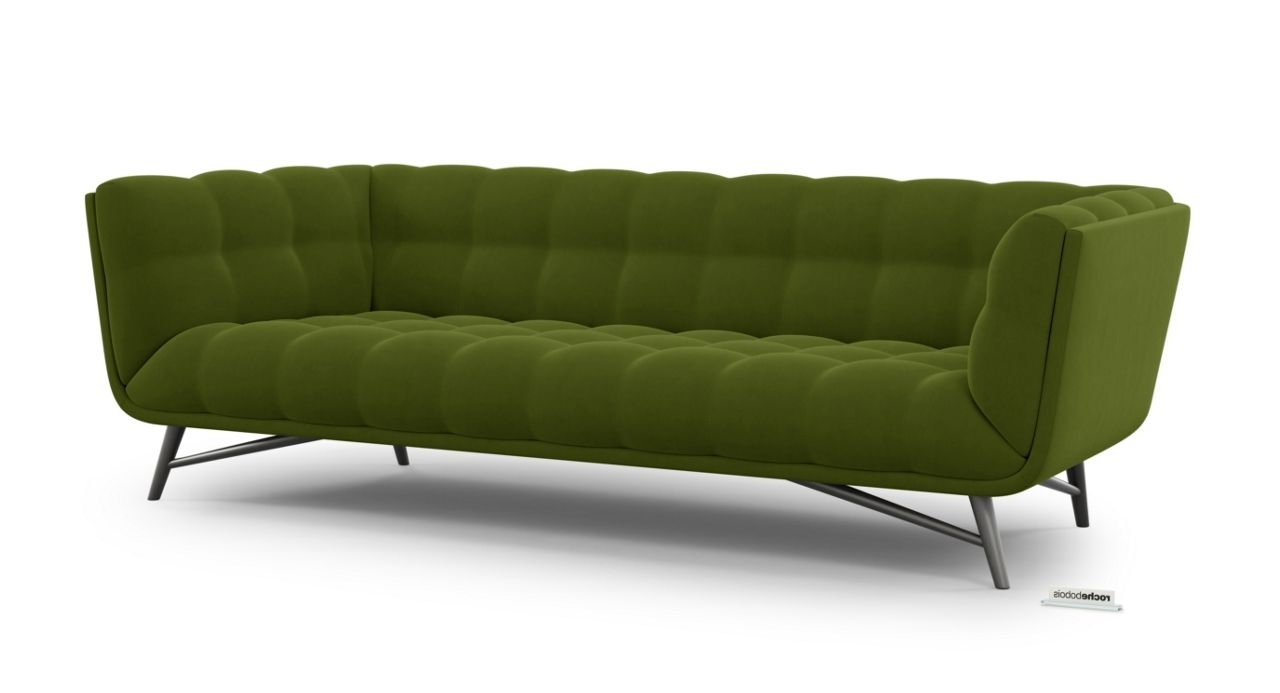 Latest Large 4 Seater Sofas Pertaining To Profile Large 4 Seat Sofa – Roche Bobois <Br>Profile Large 3 Seat (View 8 of 20)