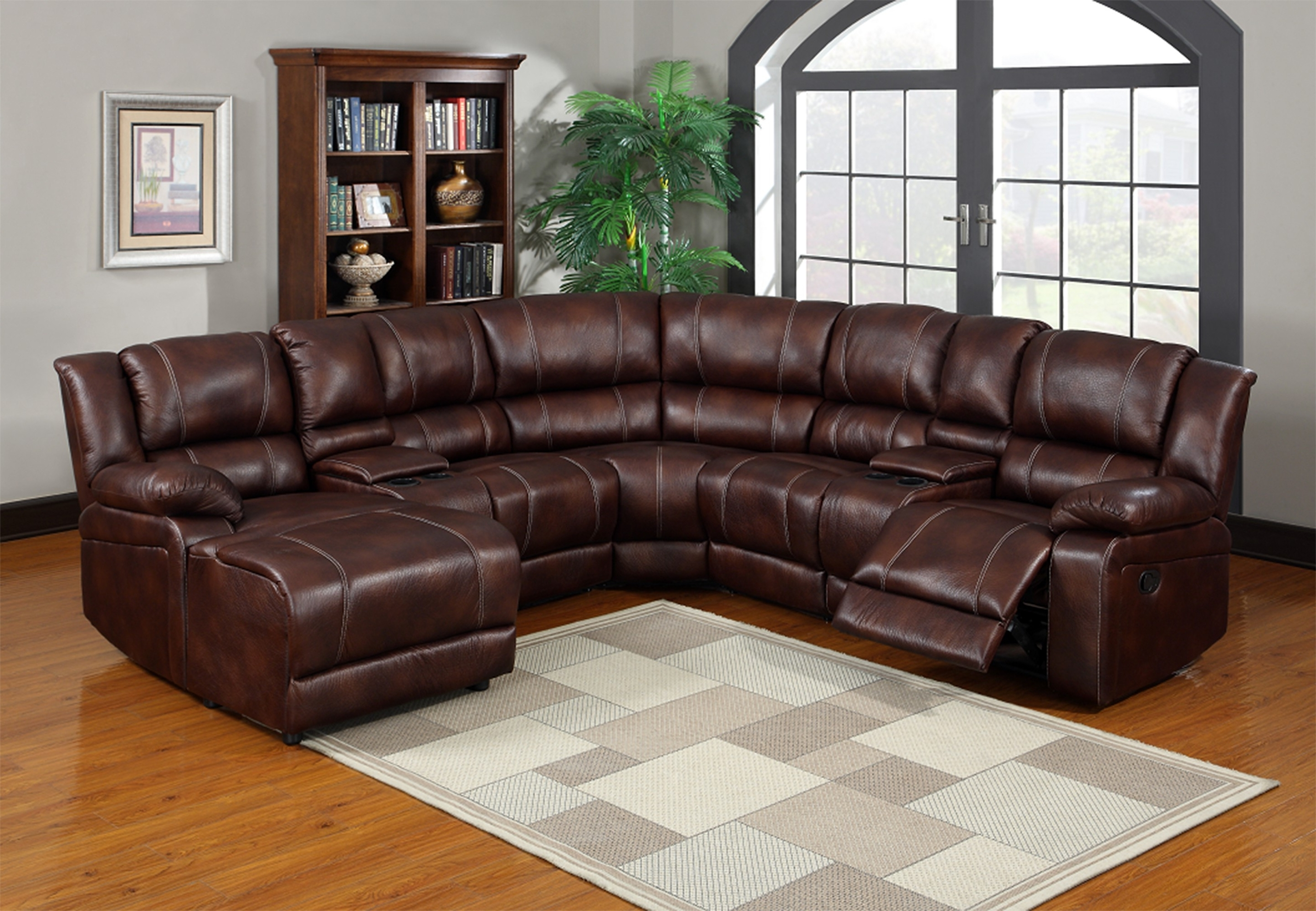 Latest Leather Motion Sectional Sofa – Home And Textiles Regarding Motion Sectional Sofas (View 6 of 20)
