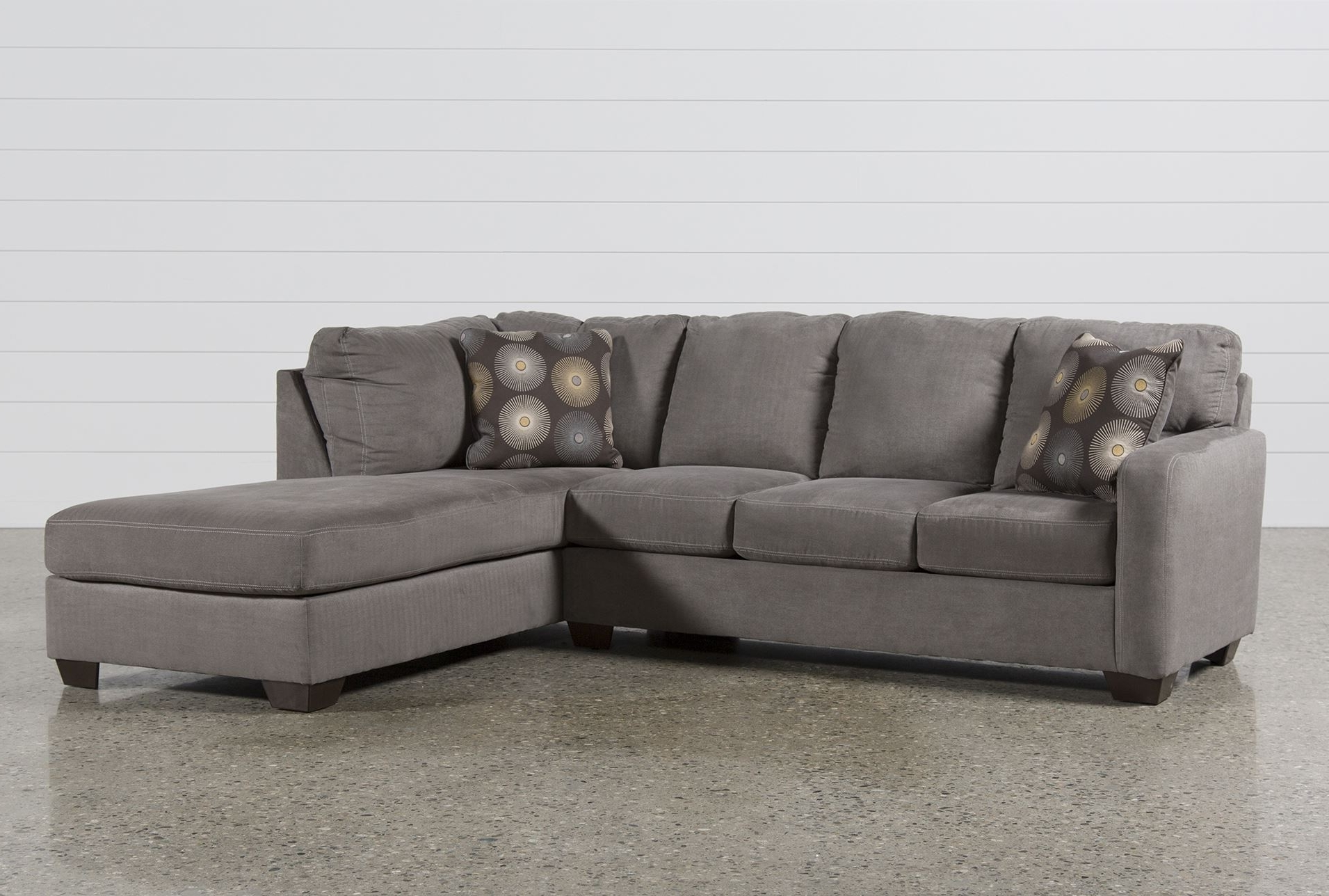 living spaces sectional couch