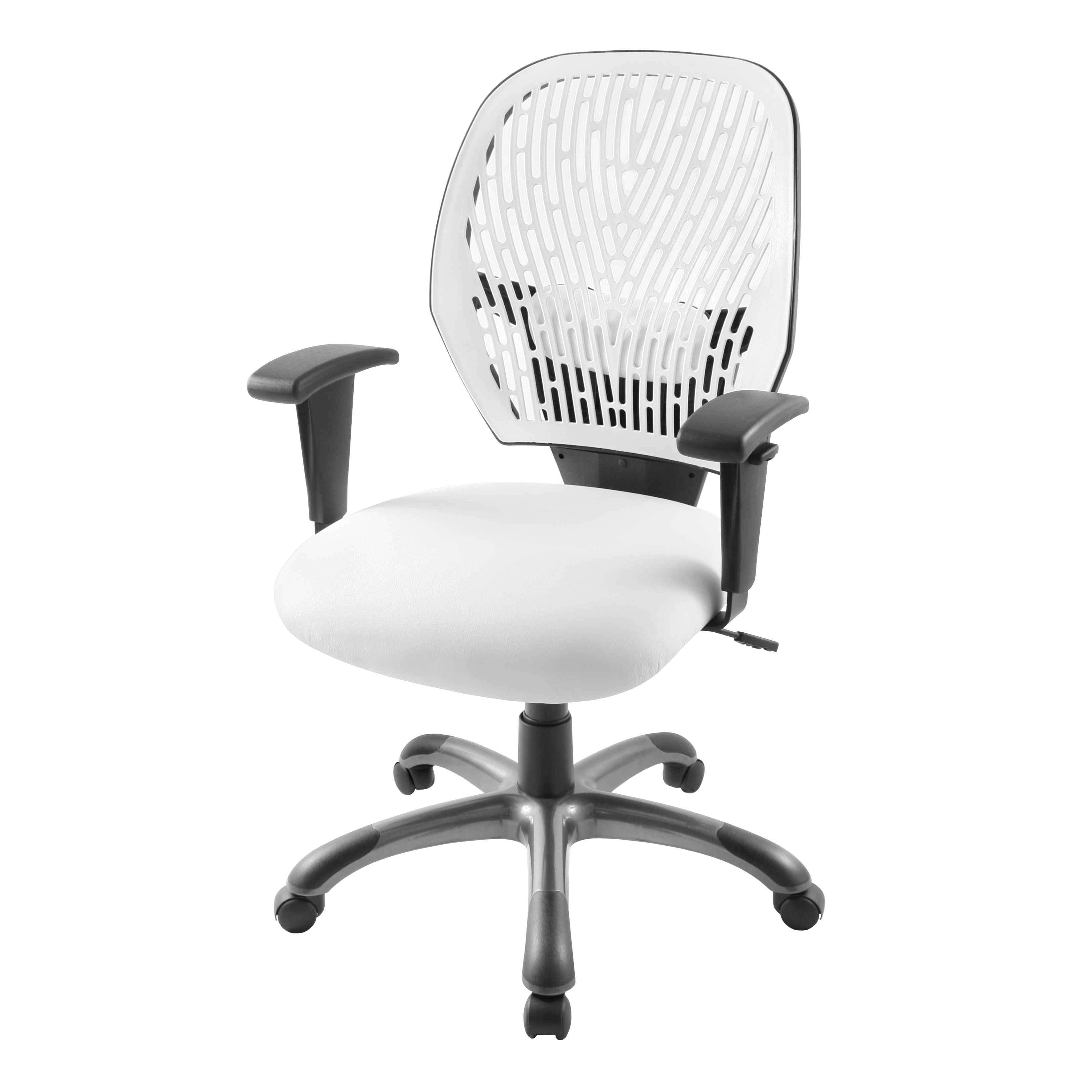 Latest Modern White Office Chair Gallery – Best Daily Home Design Ideas With Regard To Ergonomic Ultra Modern White Executive Office Chairs (View 7 of 20)