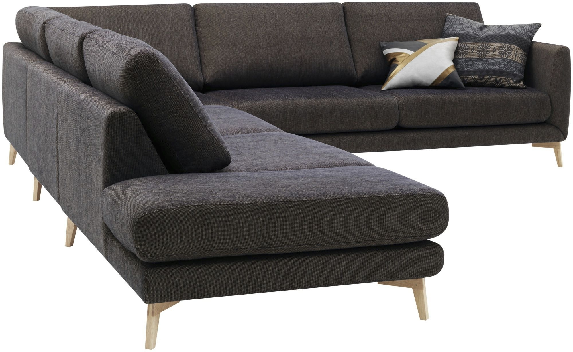 Latest Modular Corner Sofas For Corner Sofa / Modular / Contemporary / Leather – Fargoanders (View 12 of 20)