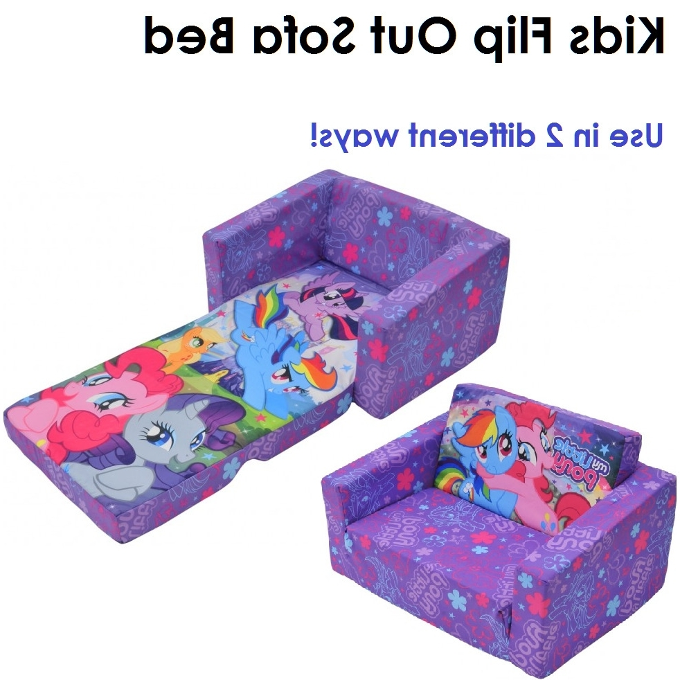 Latest New Kids Sofa Bed Portable Flip Out Toddler Flipout Day Chair With Flip Out Sofa For Kids (View 13 of 20)