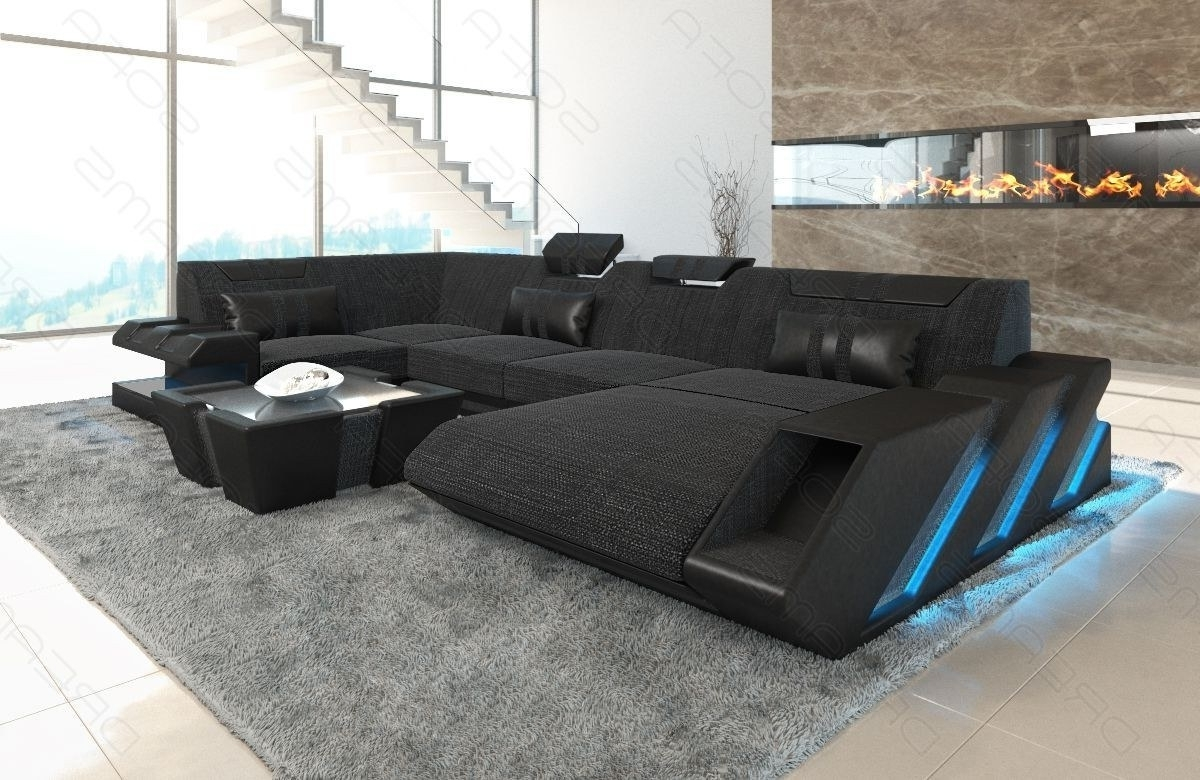 Latest Nj Sectional Sofas For New Jersey U Shape Led (View 8 of 20)