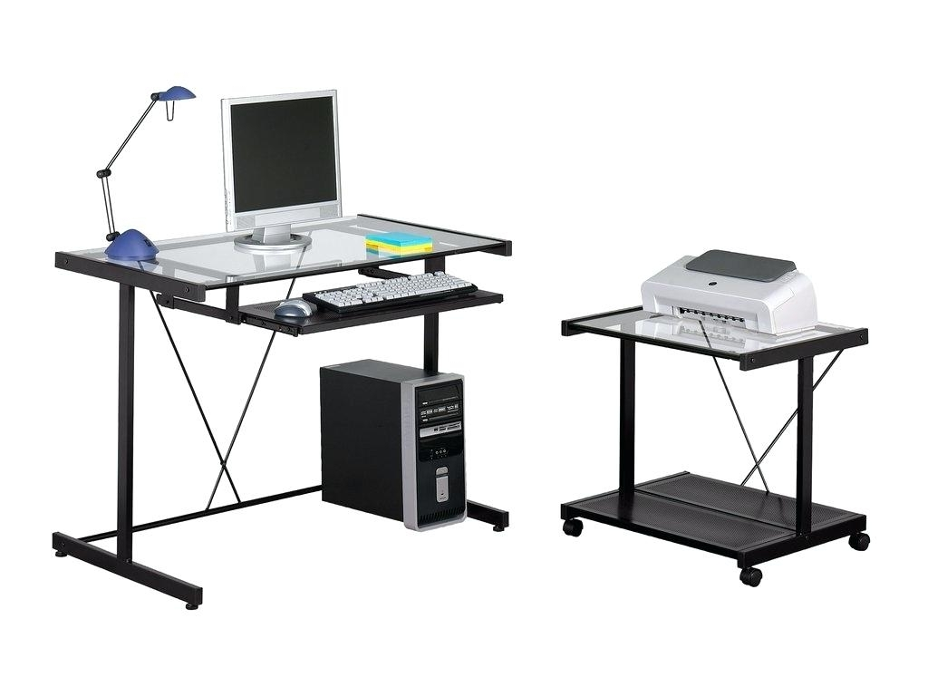 Latest Portable Computer Desks With Computer On Wheels Cart (View 5 of 20)