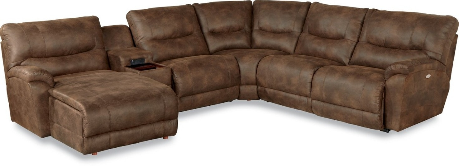 Latest Sectional Sofa: Lazyboy Sectional Sofa Collins Kennedy Devon Lazy In Lazyboy Sectional Sofas (View 14 of 20)