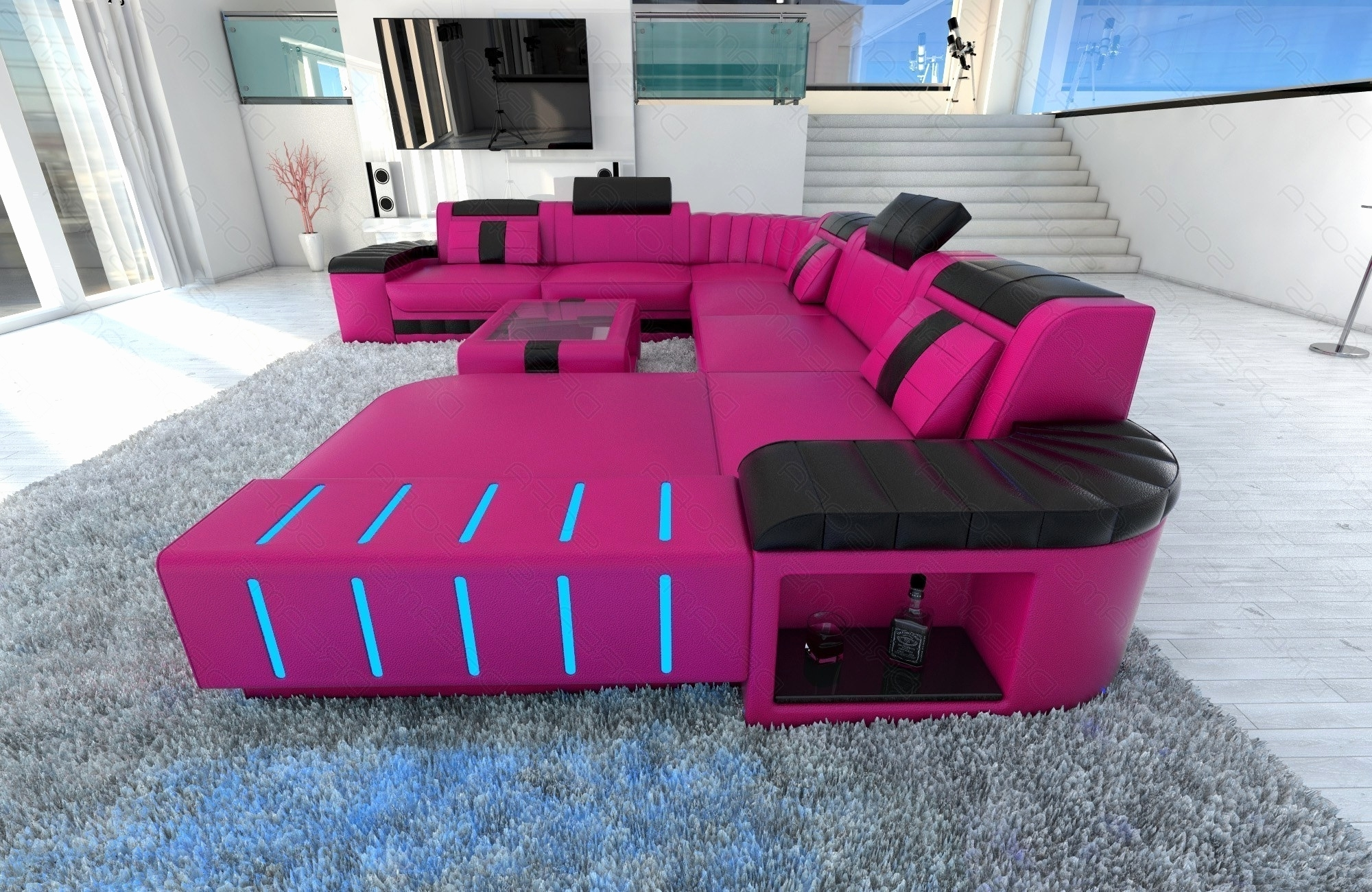 Latest Sectional Sofas At Ebay Throughout Awesome U Shaped Sectional Sofa 2018 – Couches Ideas (View 15 of 20)