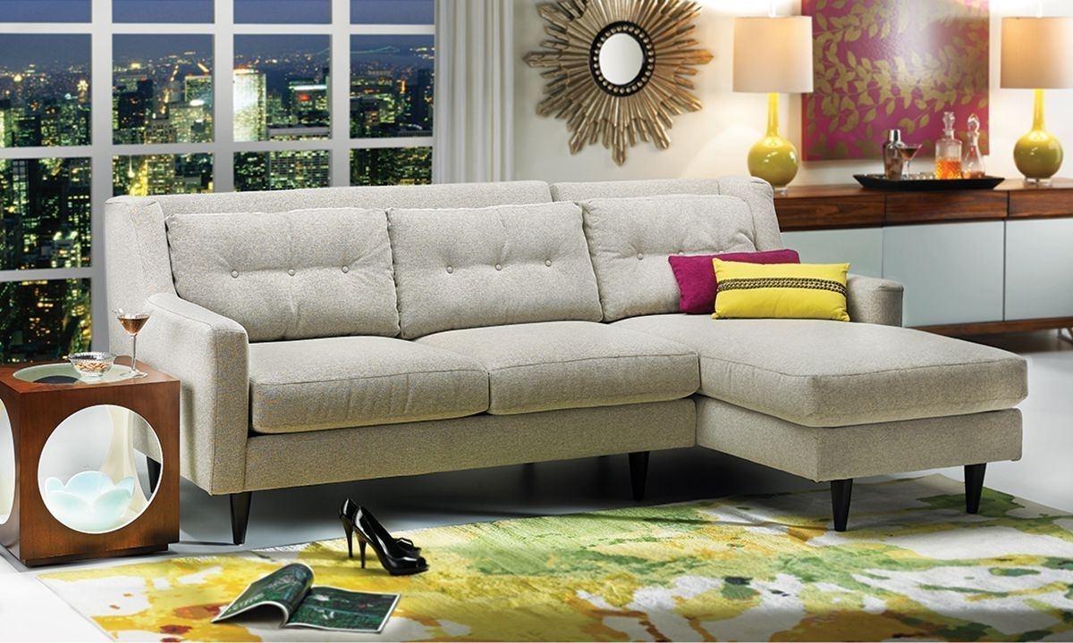 Latest Sectional Sofas At The Dump In Del Rey Chaise Sectional Sofa (View 4 of 20)