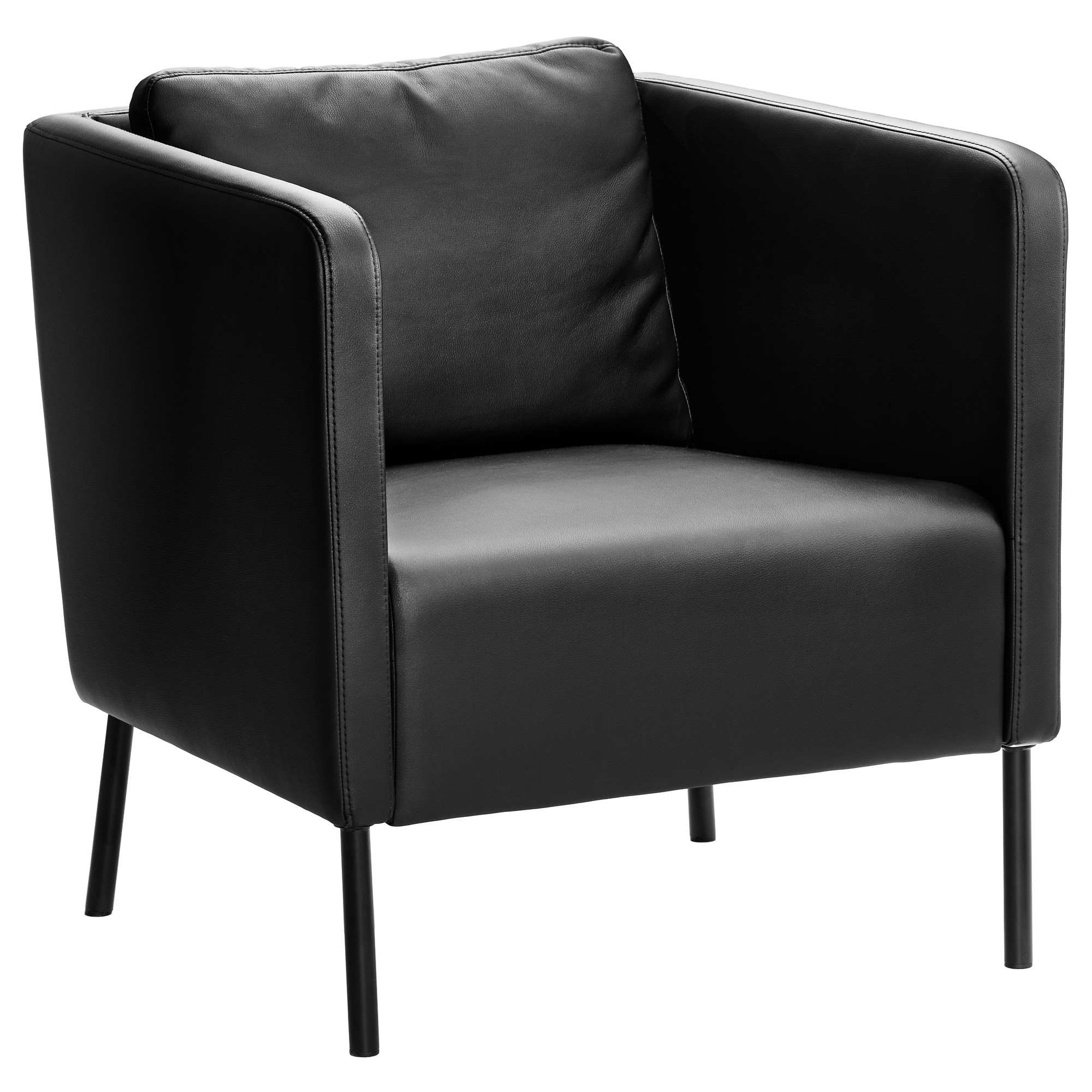 Latest Sofa Arm Chairs In Ekerö Armchair – Ikea (View 13 of 20)
