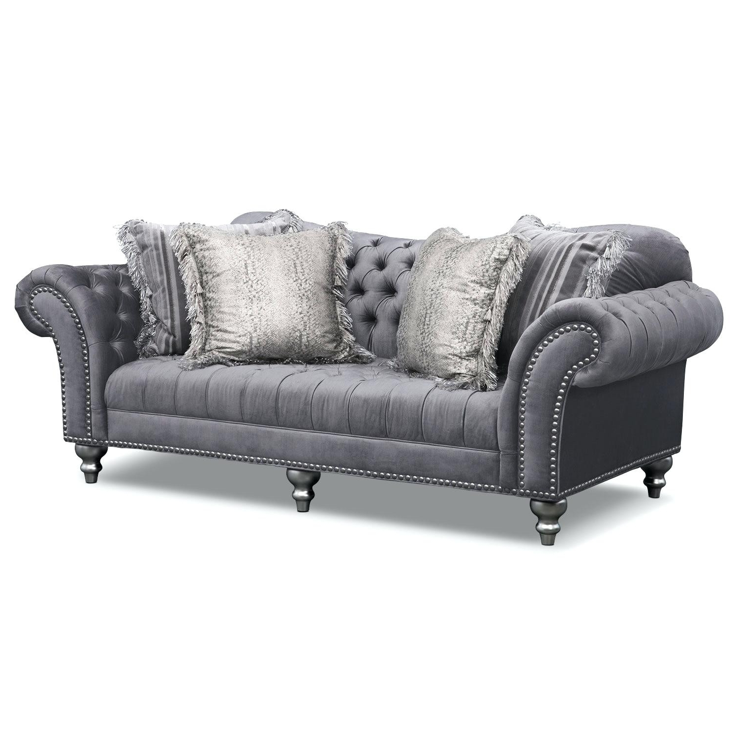 Latest Sofa : Sleep Sofa Sale Living Spaces Sofa Beds Value City Intended  For Value City