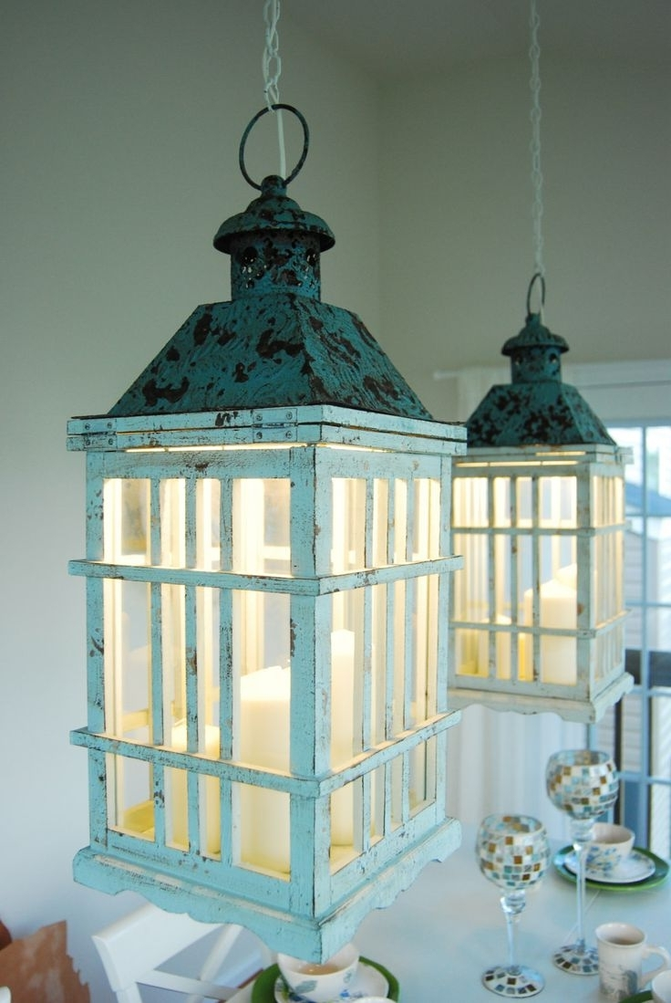 Latest Turquoise Lantern Chandeliers For 1298 Best Lanterns Images On Pinterest (View 12 of 20)