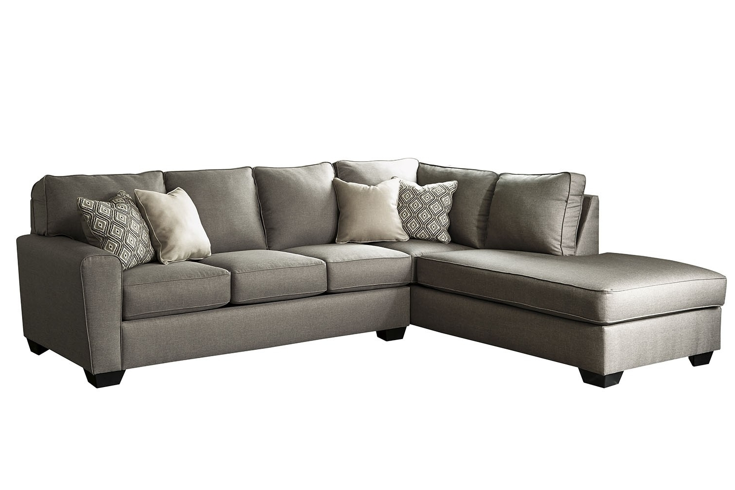 Latest Visalia Ca Sectional Sofas Intended For Calicho Left Facing Chaise Sectional (View 15 of 20)