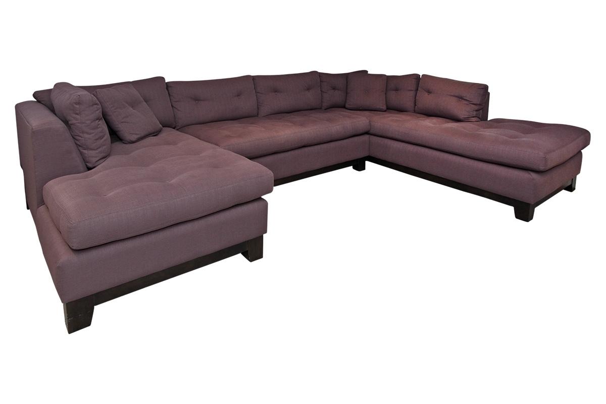 Latest Viyet – Designer Furniture – Seating – Mcceary Modern Kingston Regarding Kingston Sectional Sofas (View 3 of 20)