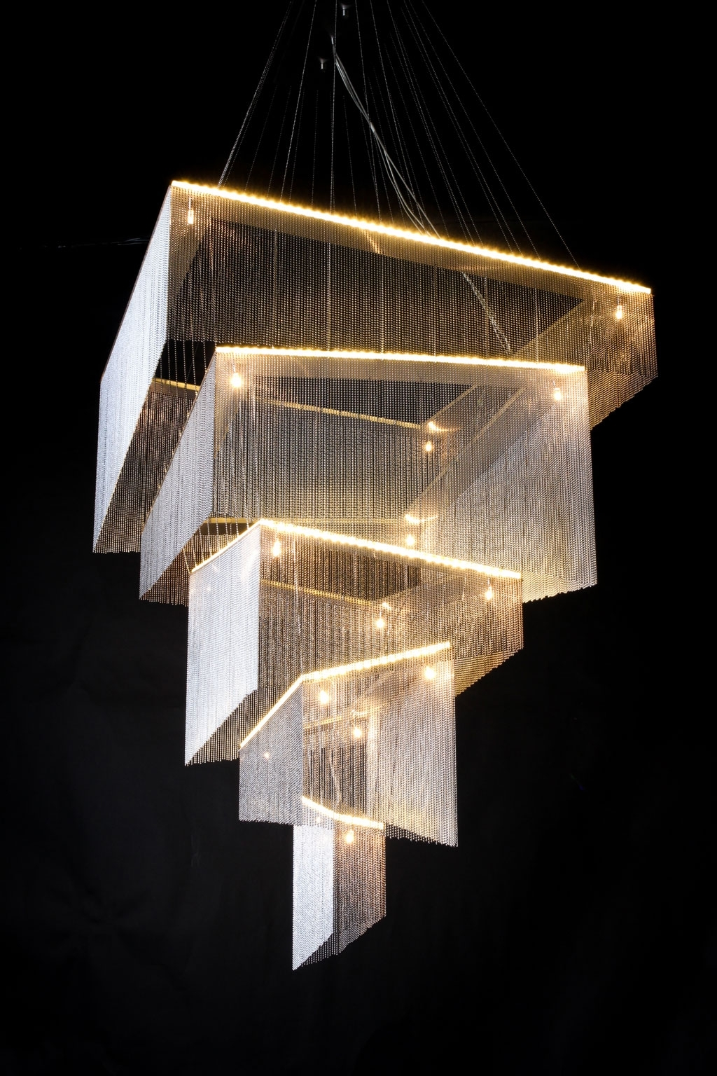 Latest Weird Chandeliers In Lighting Design: Willowlamp – Visi (View 6 of 20)