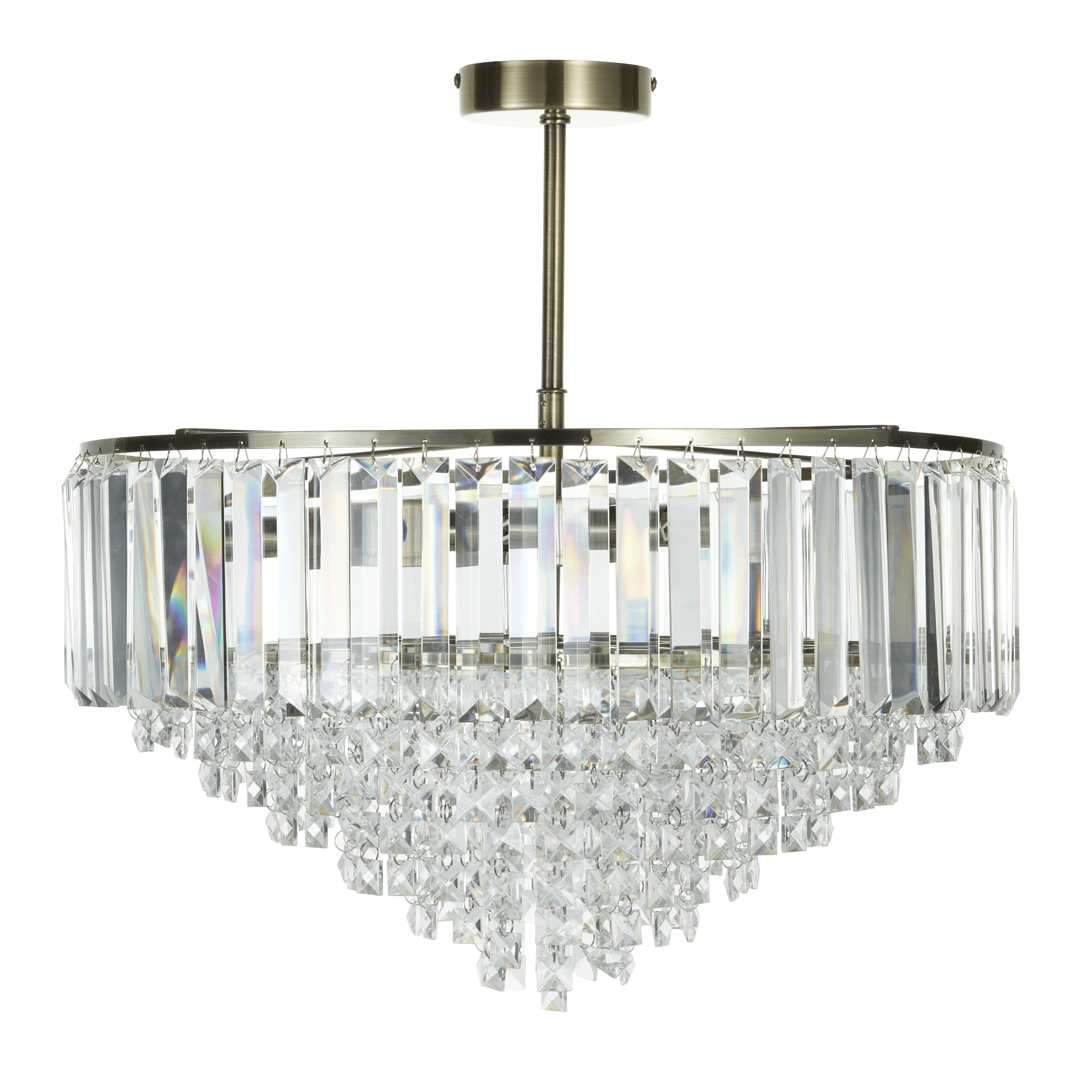 Laura Ashley Regarding Vienna Crystal Chandeliers (View 6 of 20)