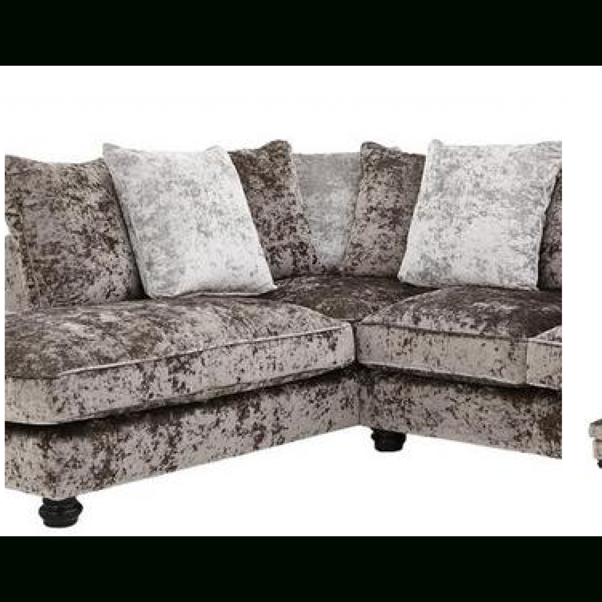 Laurence Llewelyn Bowen Scarpa Right Hand Fabric Corner Chaise Throughout Widely Used Fabric Corner Sofas (View 15 of 20)