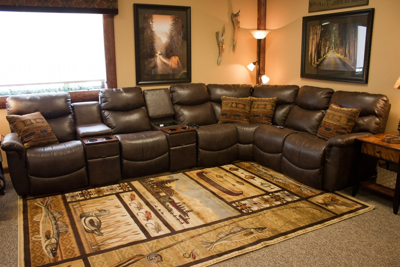 Lazy Boy Sectional Sofas In Most Up To Date Boy Loveseat Lazy Boy Power  Recliners Problems