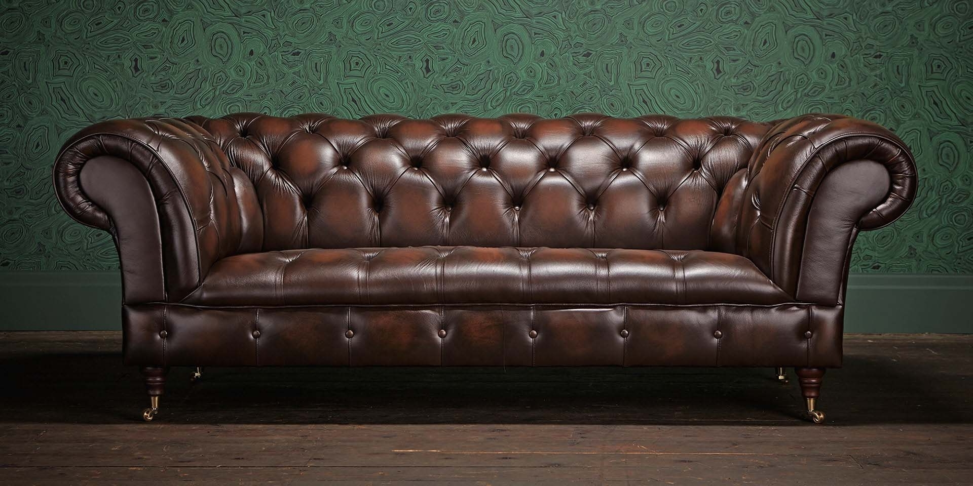 Leather Chesterfield Sofas Regarding Current 4 Vital Things To Look For In A Leather Chesterfield Sofa – Blogbeen (View 10 of 20)