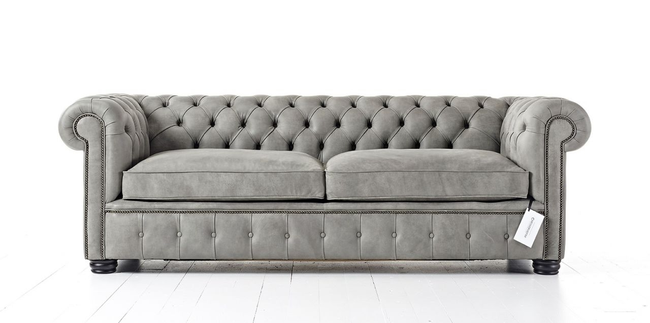Leather Chesterfield Sofas With Most Popular London Chesterfield Sofa For Saledistinctive Chesterfields (View 18 of 20)