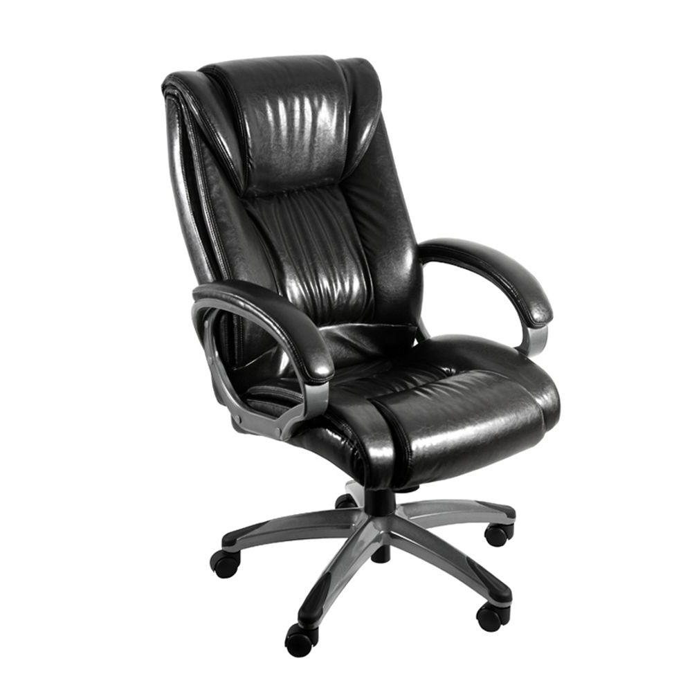 Leather Executive Office Chairs In Current Z Line Designs Black Leather Executive Office Chair Zl5009 01Ecu (View 6 of 20)