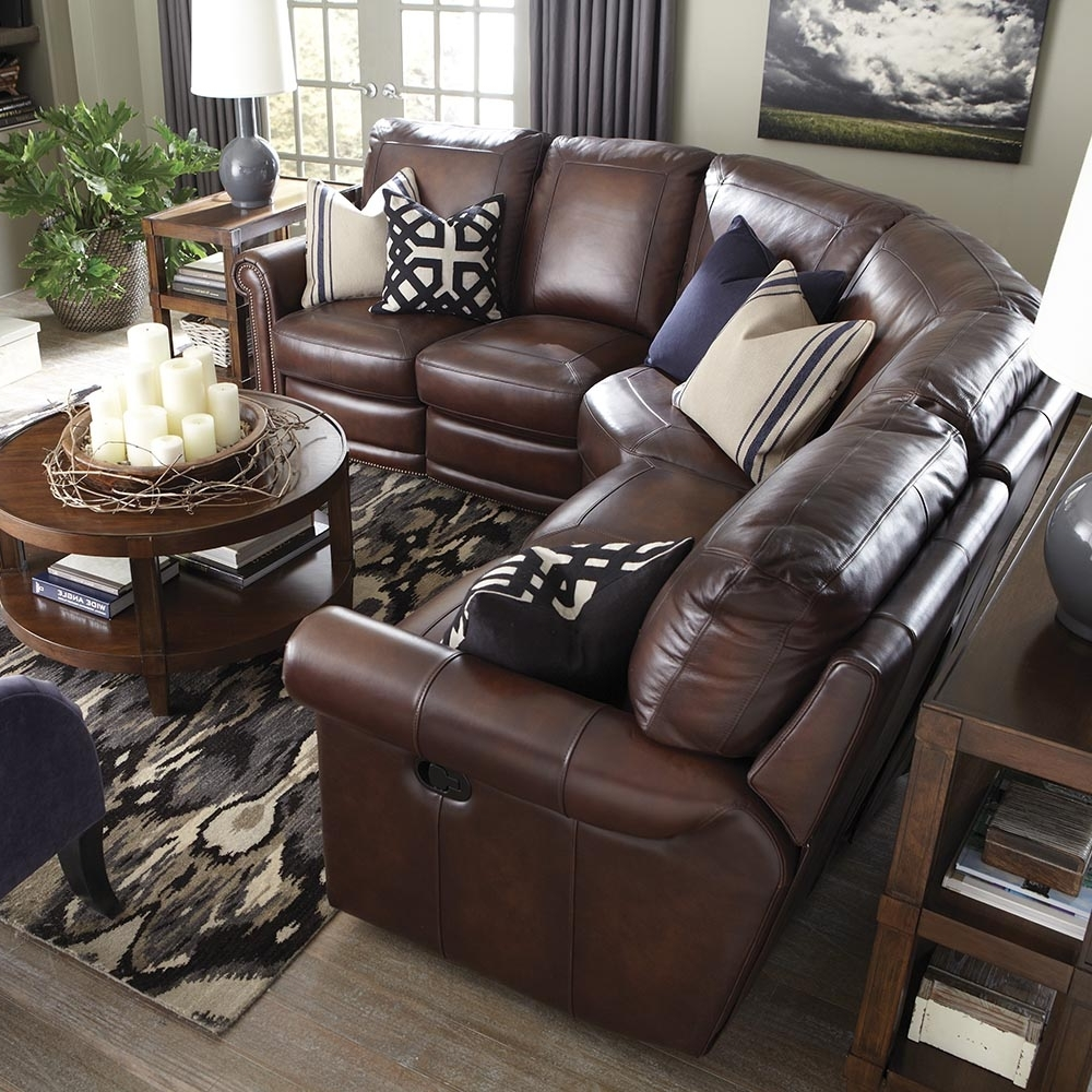 Leather Motion Sectional Sofas Throughout Widely Used Leather Motion Sectional Sofa – Home And Textiles (View 6 of 20)